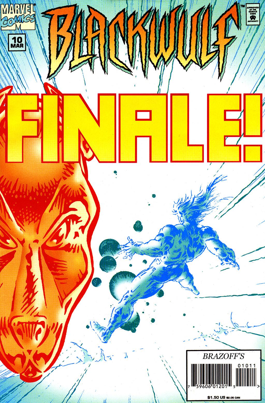 Read online Blackwulf comic -  Issue #10 - 1