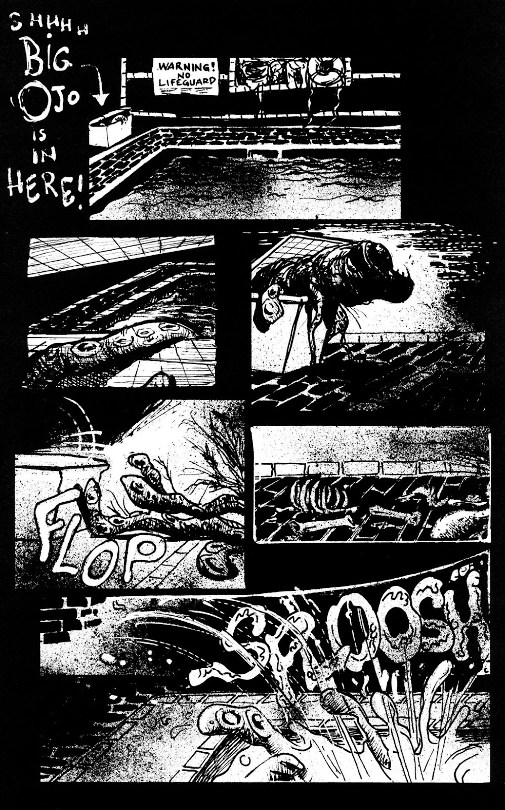 Read online Ojo comic -  Issue #4 - 7