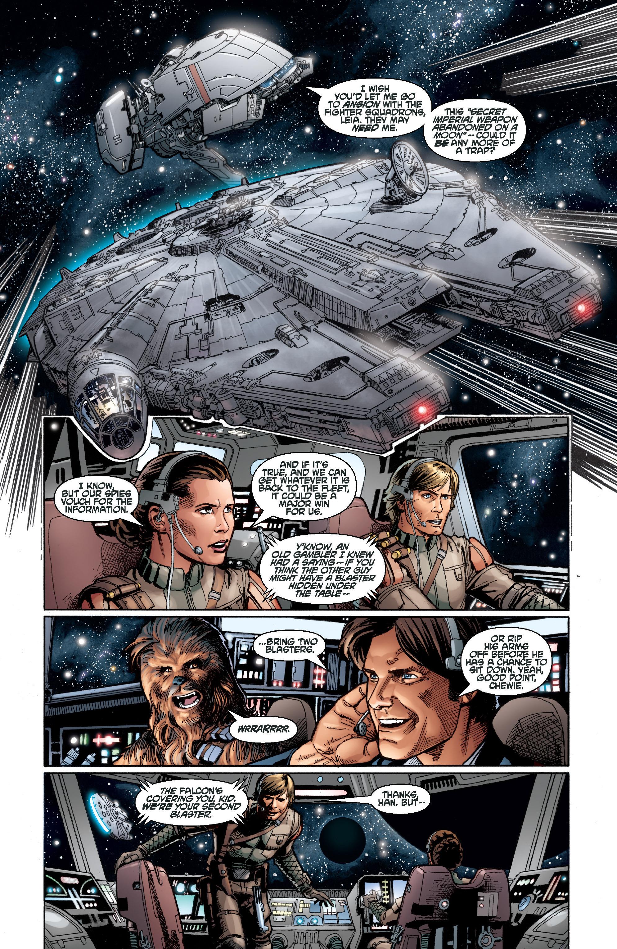 Read online Star Wars Omnibus comic -  Issue # Vol. 20 - 406