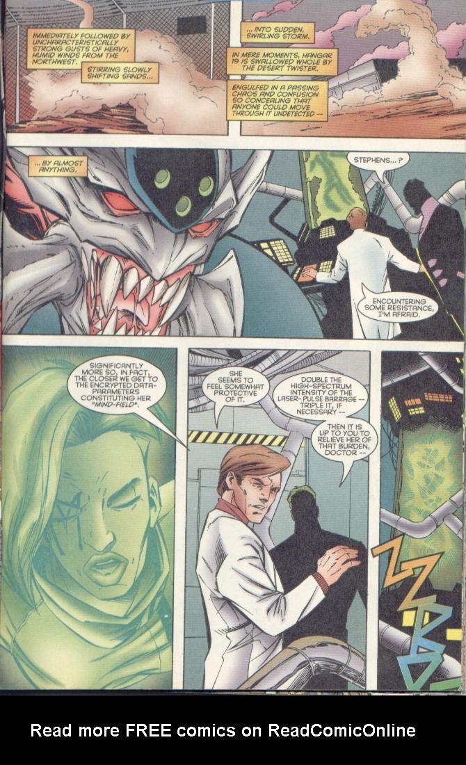 Read online Uncanny X-Men (1963) comic -  Issue # _Annual 1996 - 32
