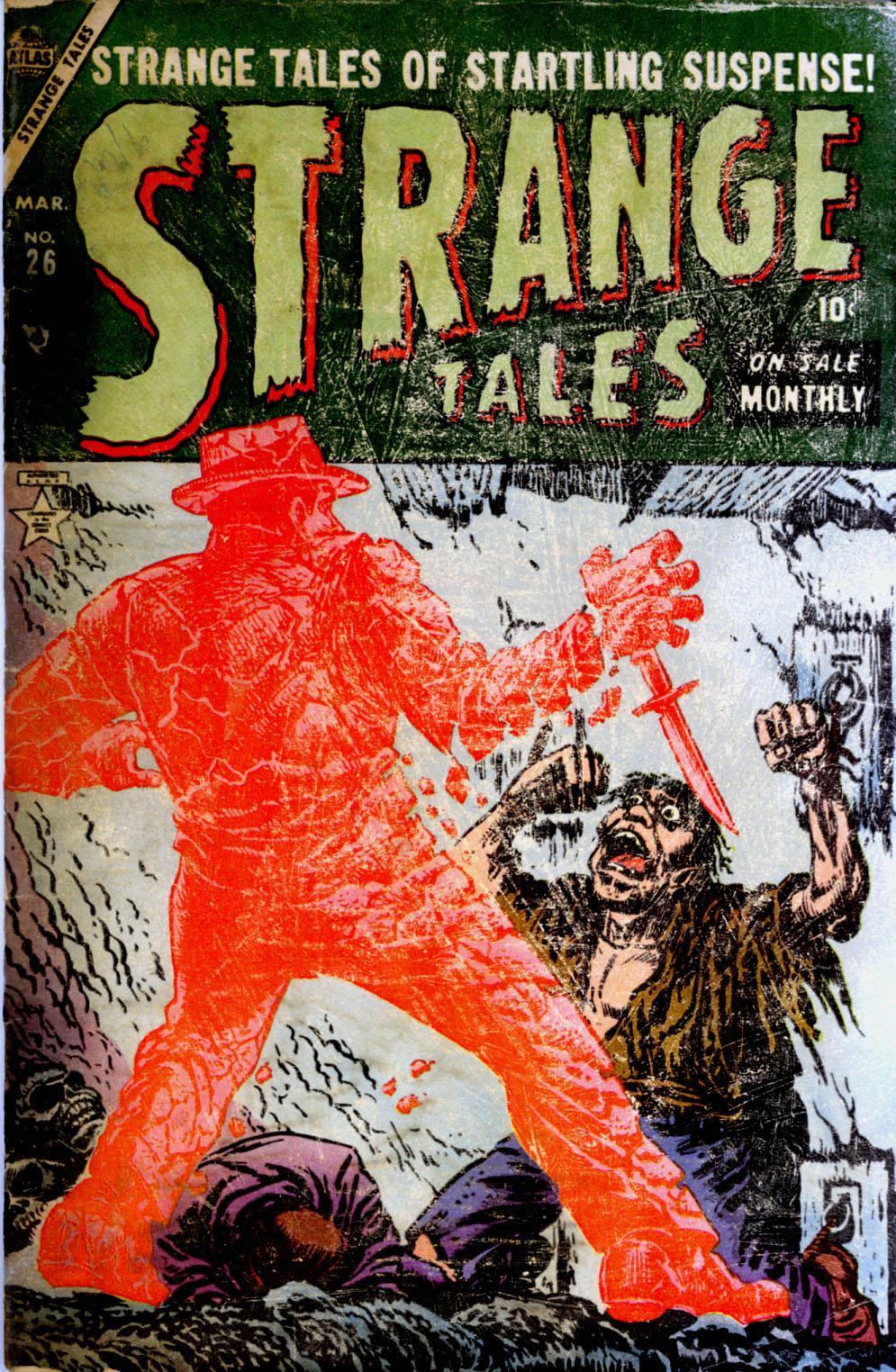 Strange Tales (1951) 26 Page 1