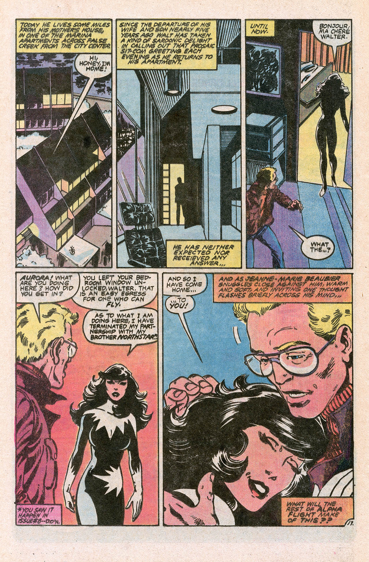 Read online Alpha Flight (1983) comic -  Issue #10 - 24