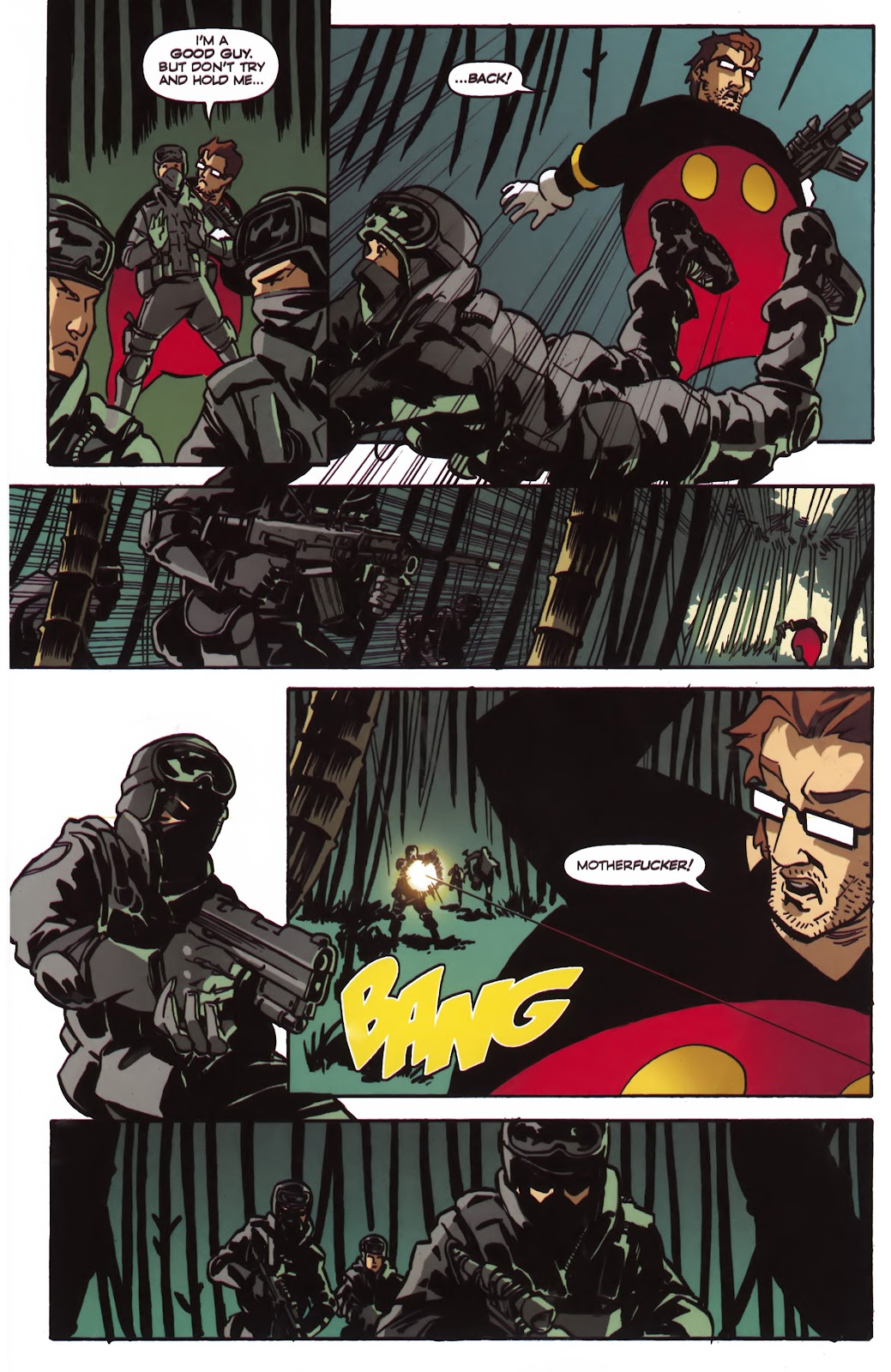 Read online Ricky Rouse Has A Gun comic -  Issue # TPB (Part 1) - 89