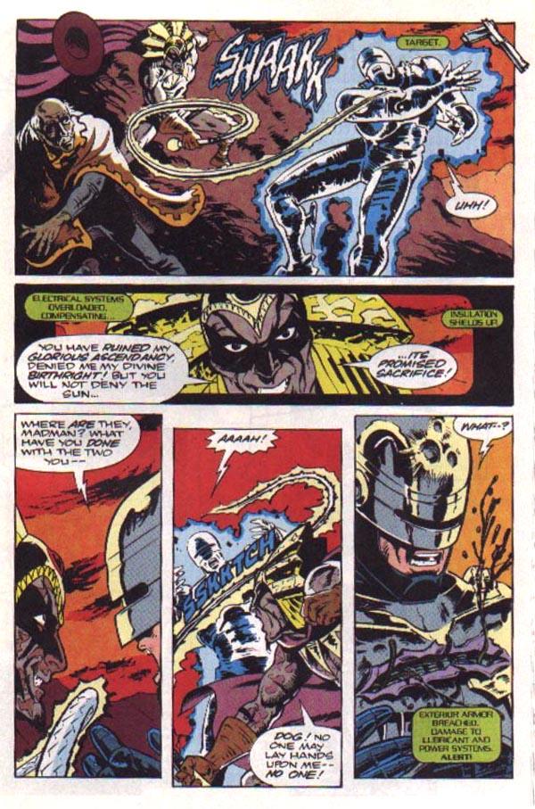 Read online Robocop (1990) comic -  Issue #22 - 16