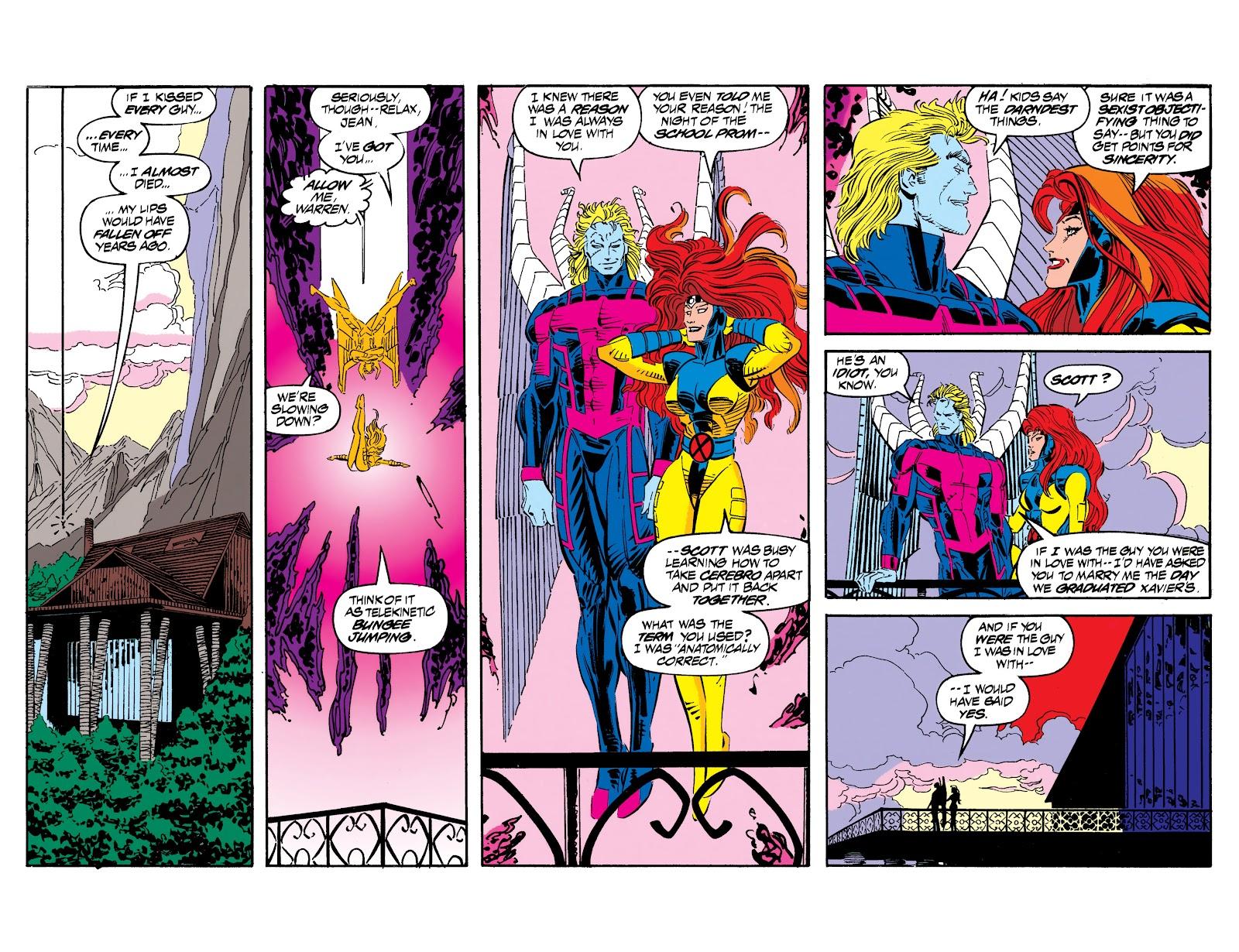 Uncanny X-Men (1963) issue 306 - Page 4