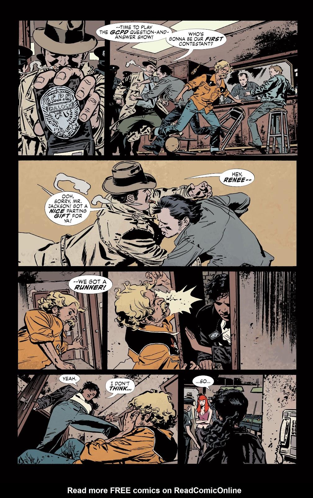 Read online Detective Comics (1937) comic -  Issue # _TPB Batwoman – Elegy (New Edition) (Part 2) - 21