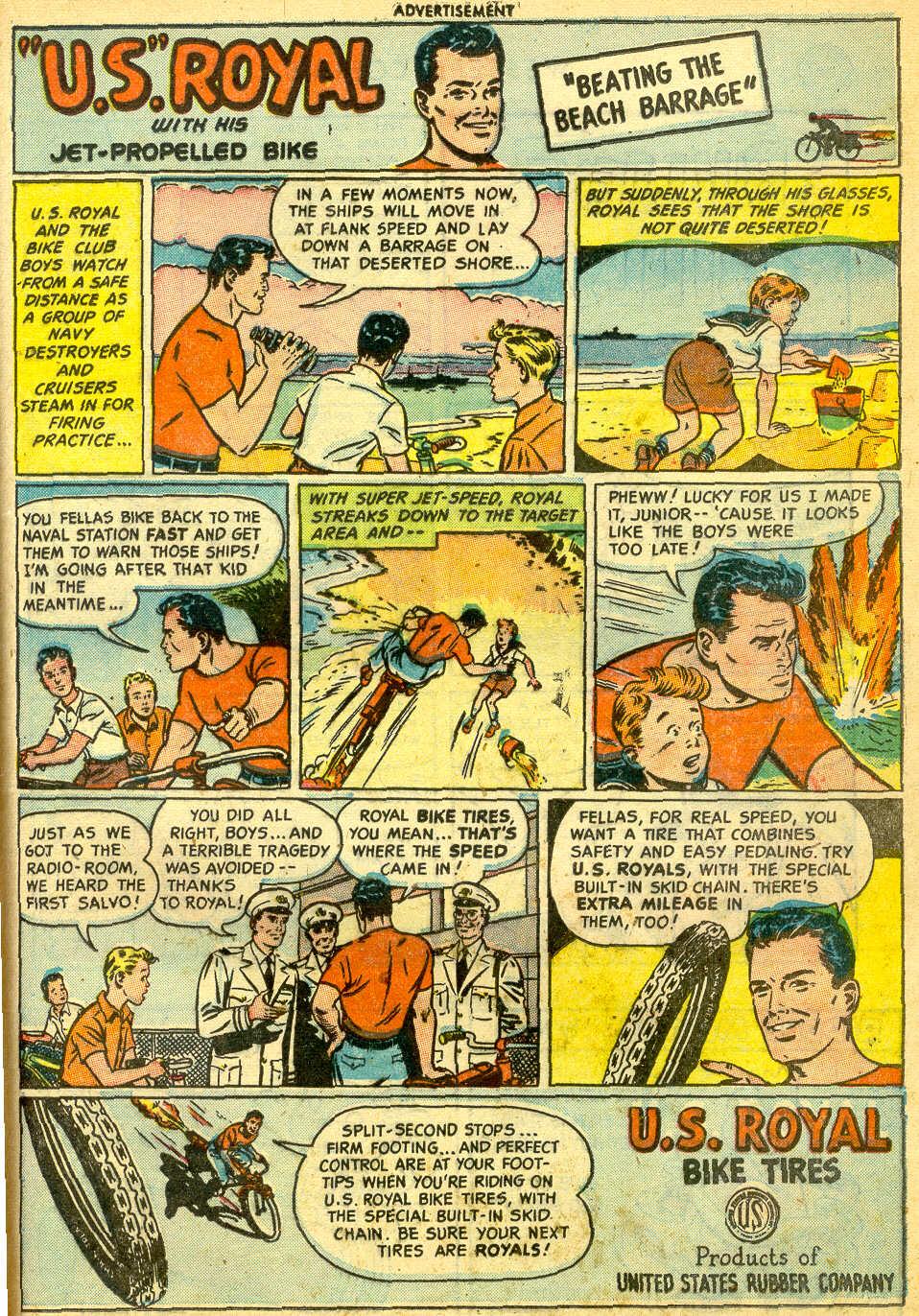 Read online Adventure Comics (1938) comic -  Issue #170 - 23