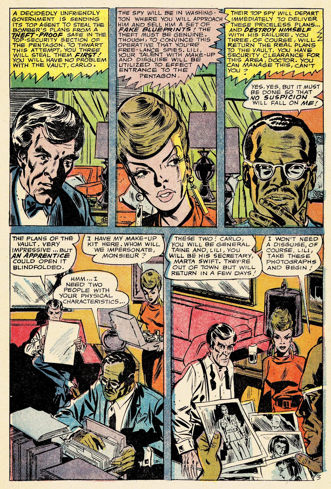 Secret Six (1968) issue 2 - Page 5
