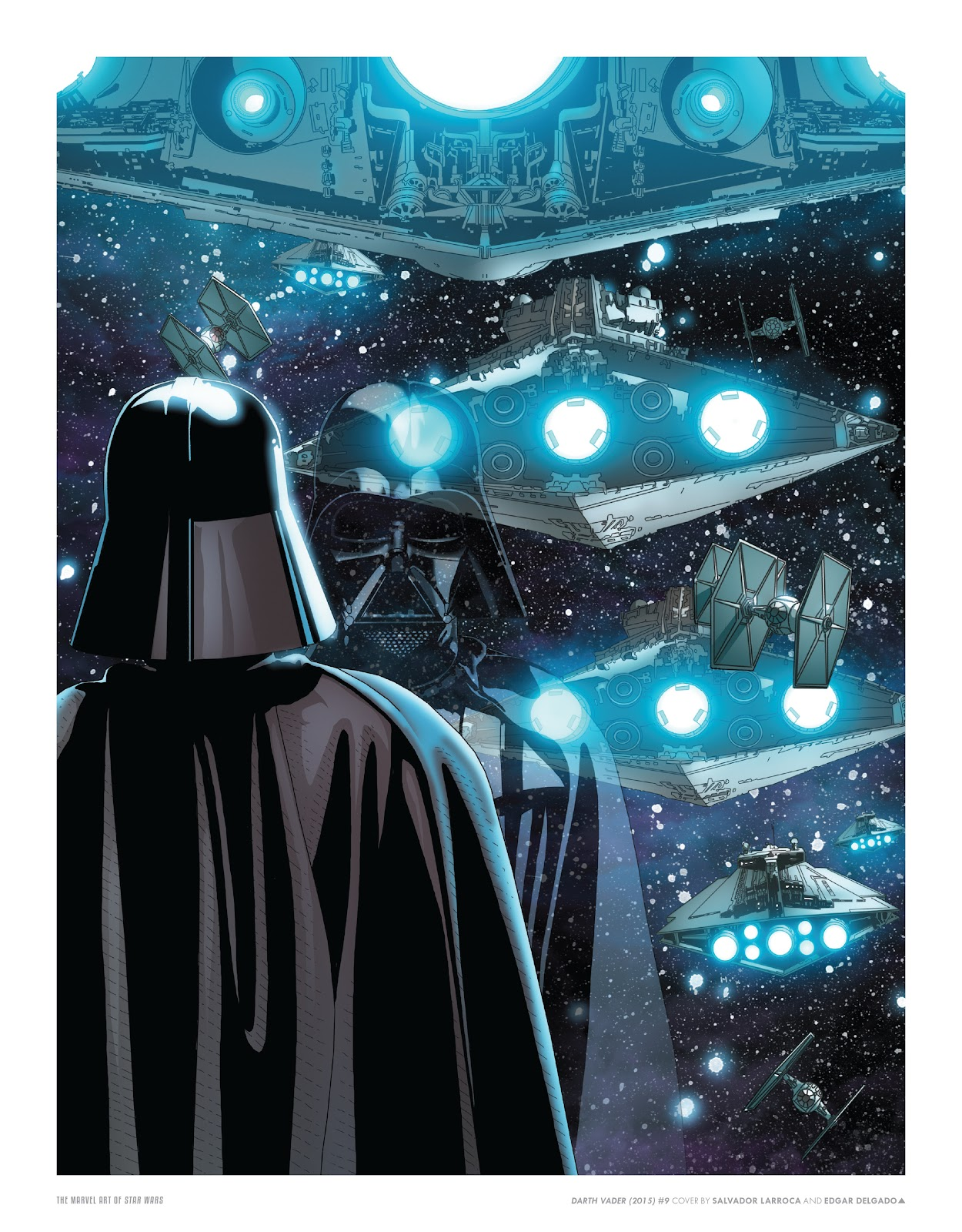 Read online The Marvel Art of Star Wars comic -  Issue # TPB (Part 1) - 51