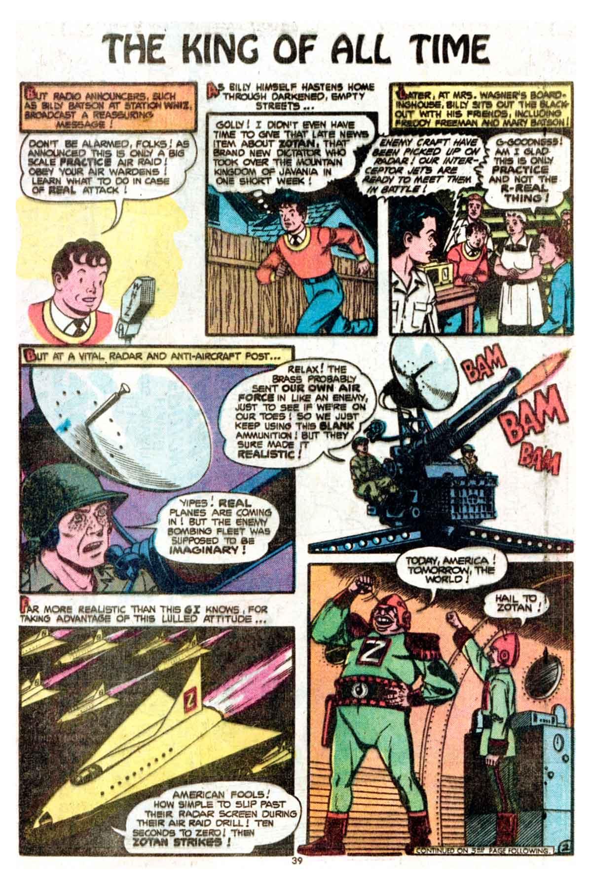 Read online Shazam! (1973) comic -  Issue #15 - 39