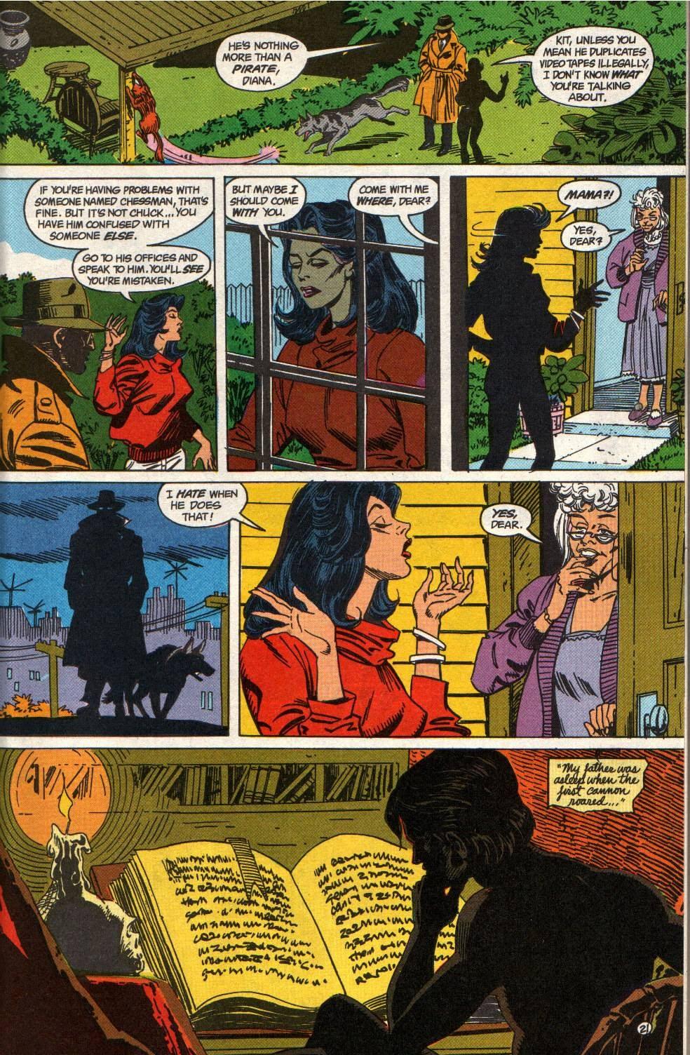 Read online The Phantom (1988) comic -  Issue #2 - 27