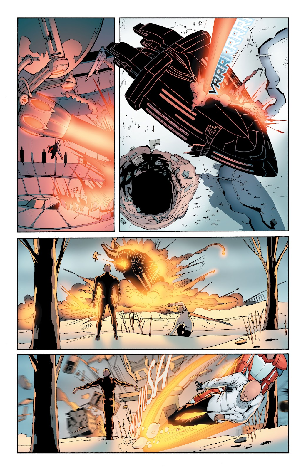 Read online Smallville Season 11 [II] comic -  Issue # TPB 6 - 163