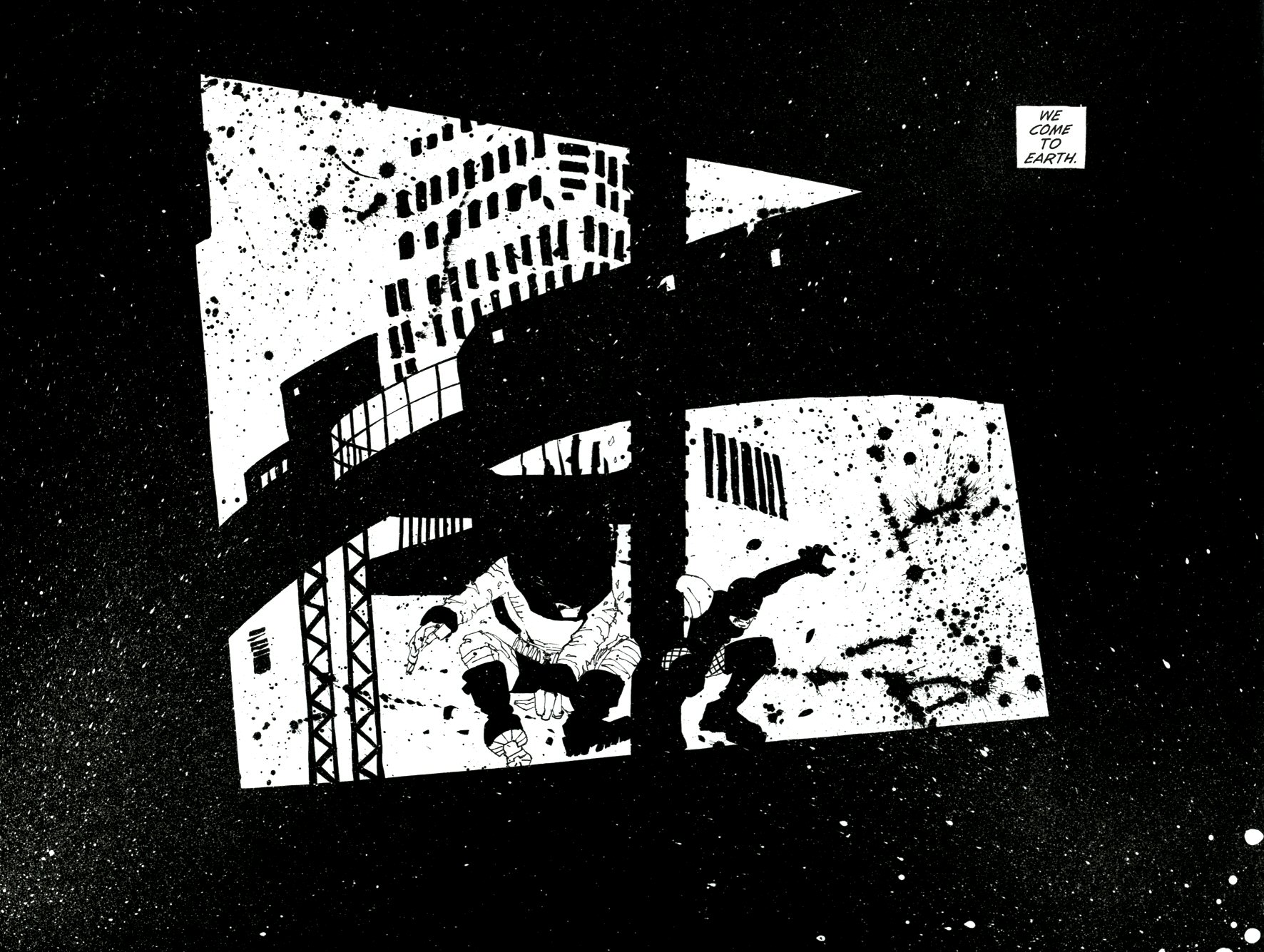 Read online Frank Miller's Holy Terror comic -  Issue # TPB - 72