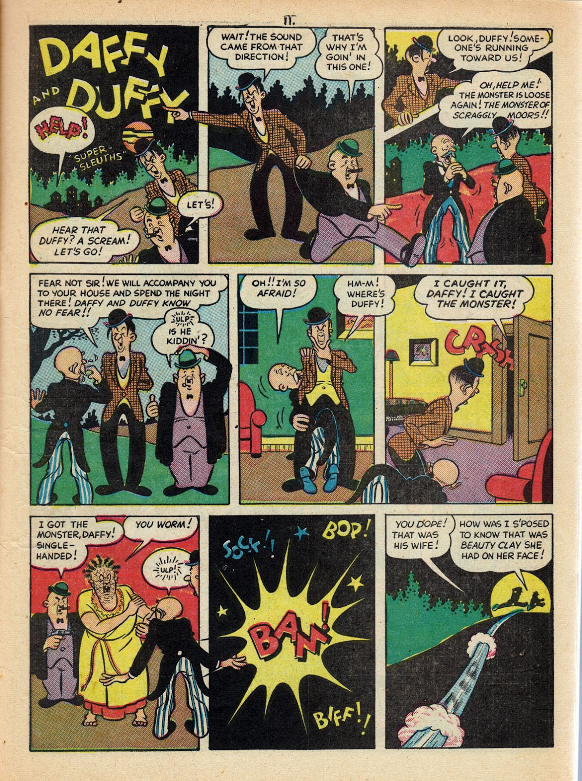 Read online Comedy Comics (1942) comic -  Issue #10 - 13