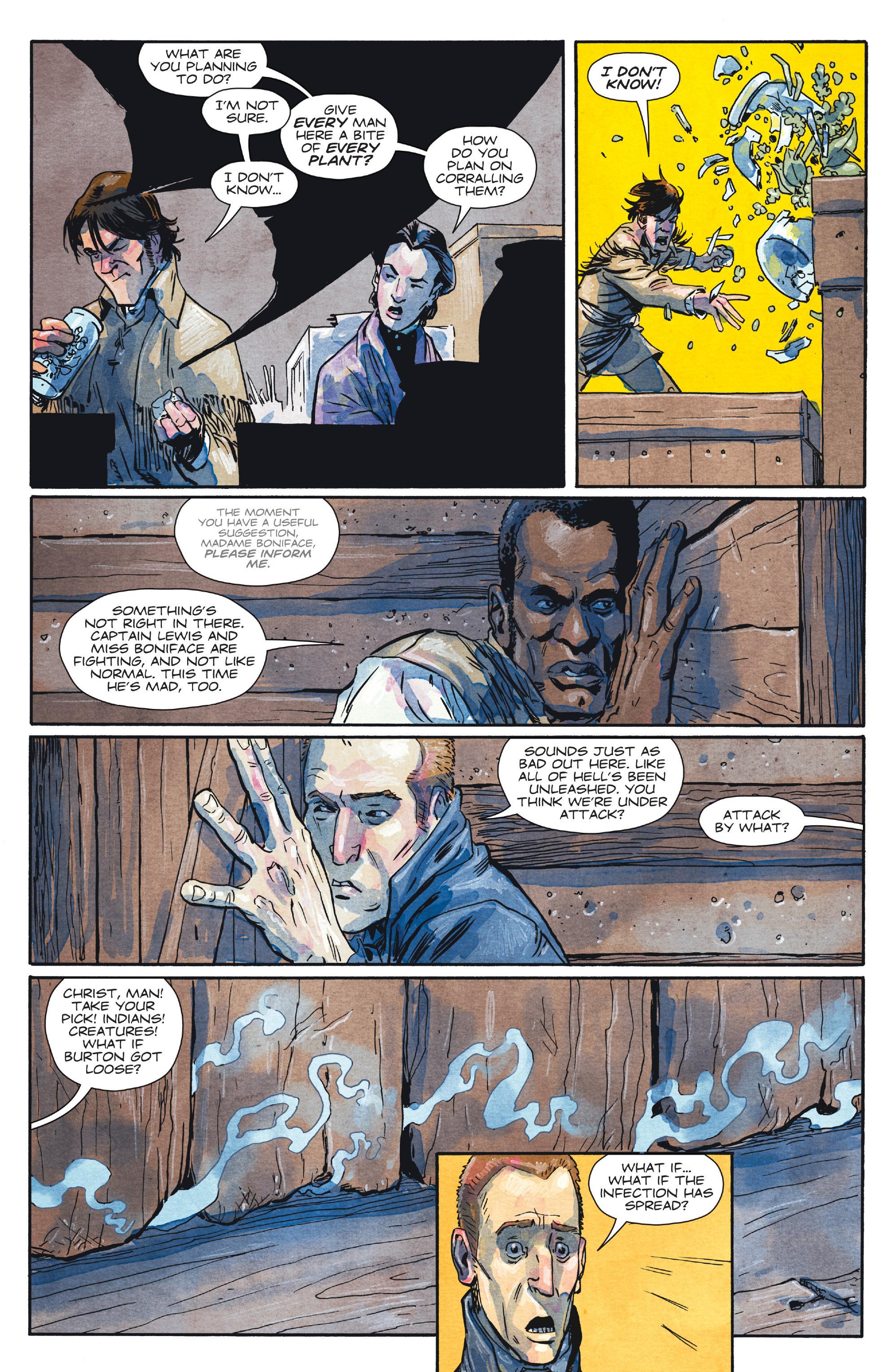 Read online Manifest Destiny comic -  Issue #28 - 9
