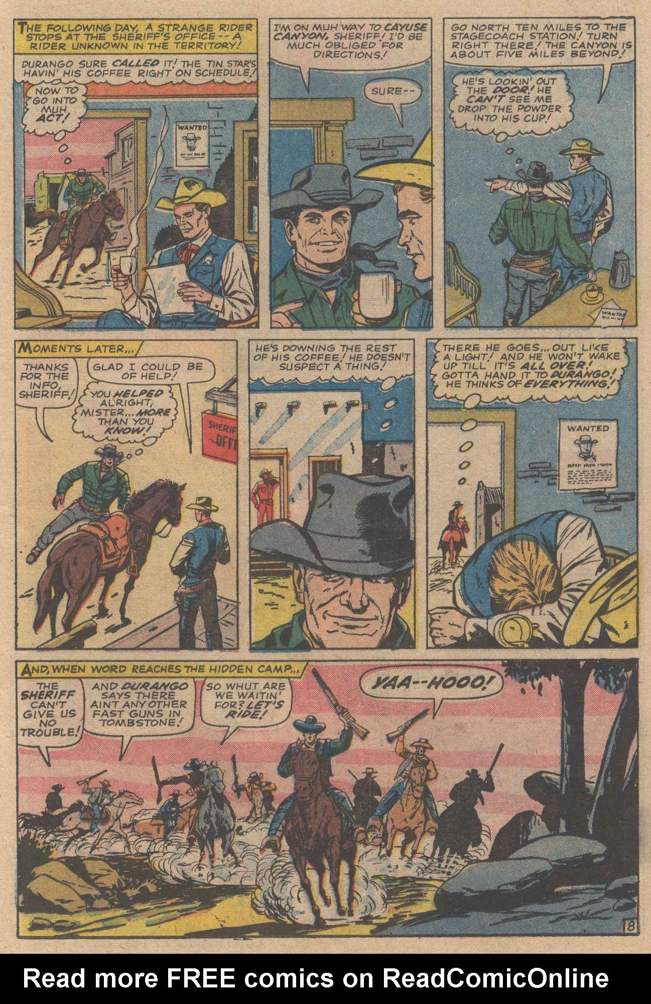 Read online Two-Gun Kid comic -  Issue #83 - 11