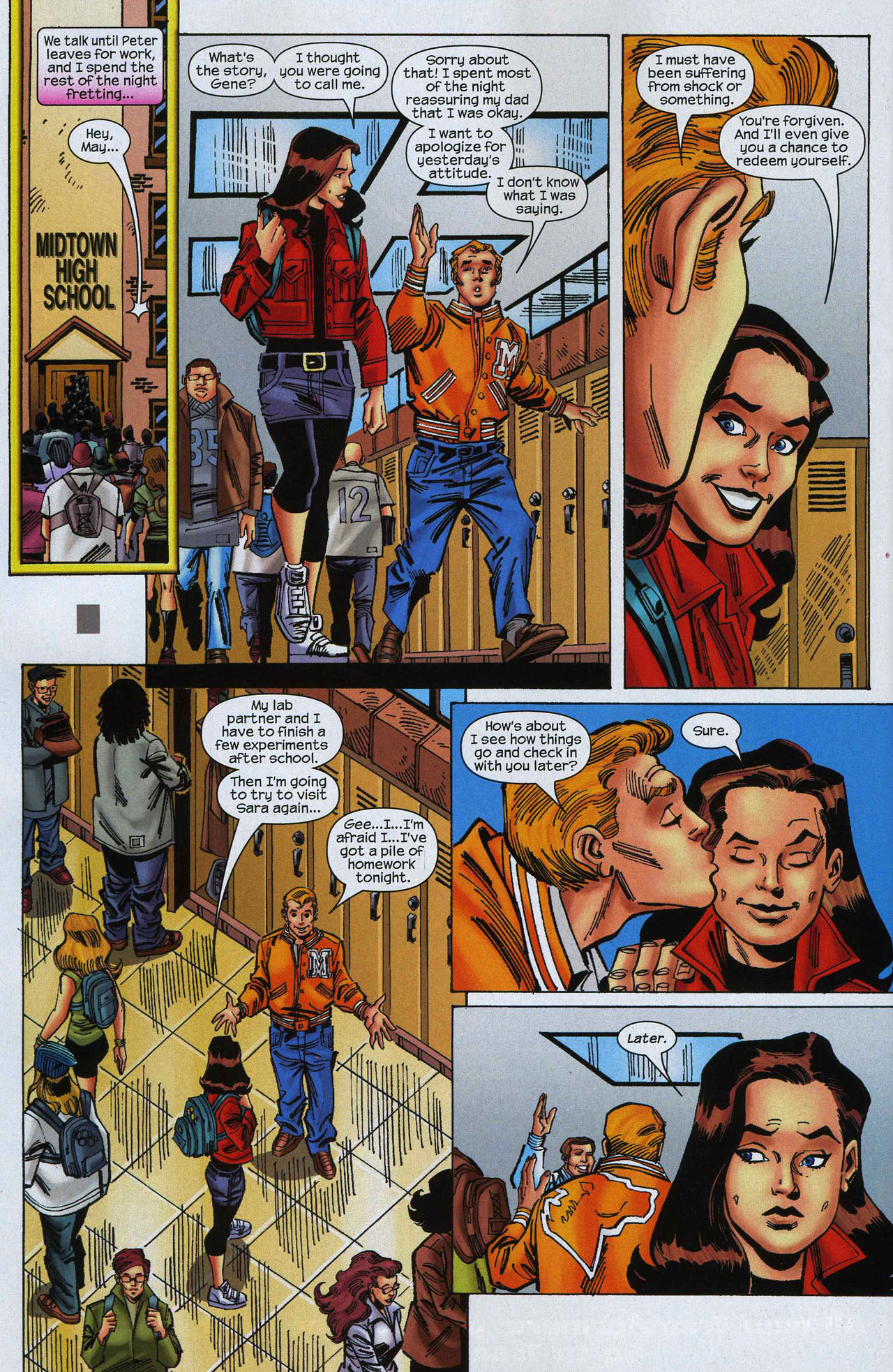 Amazing Spider-Girl 8 Page 13