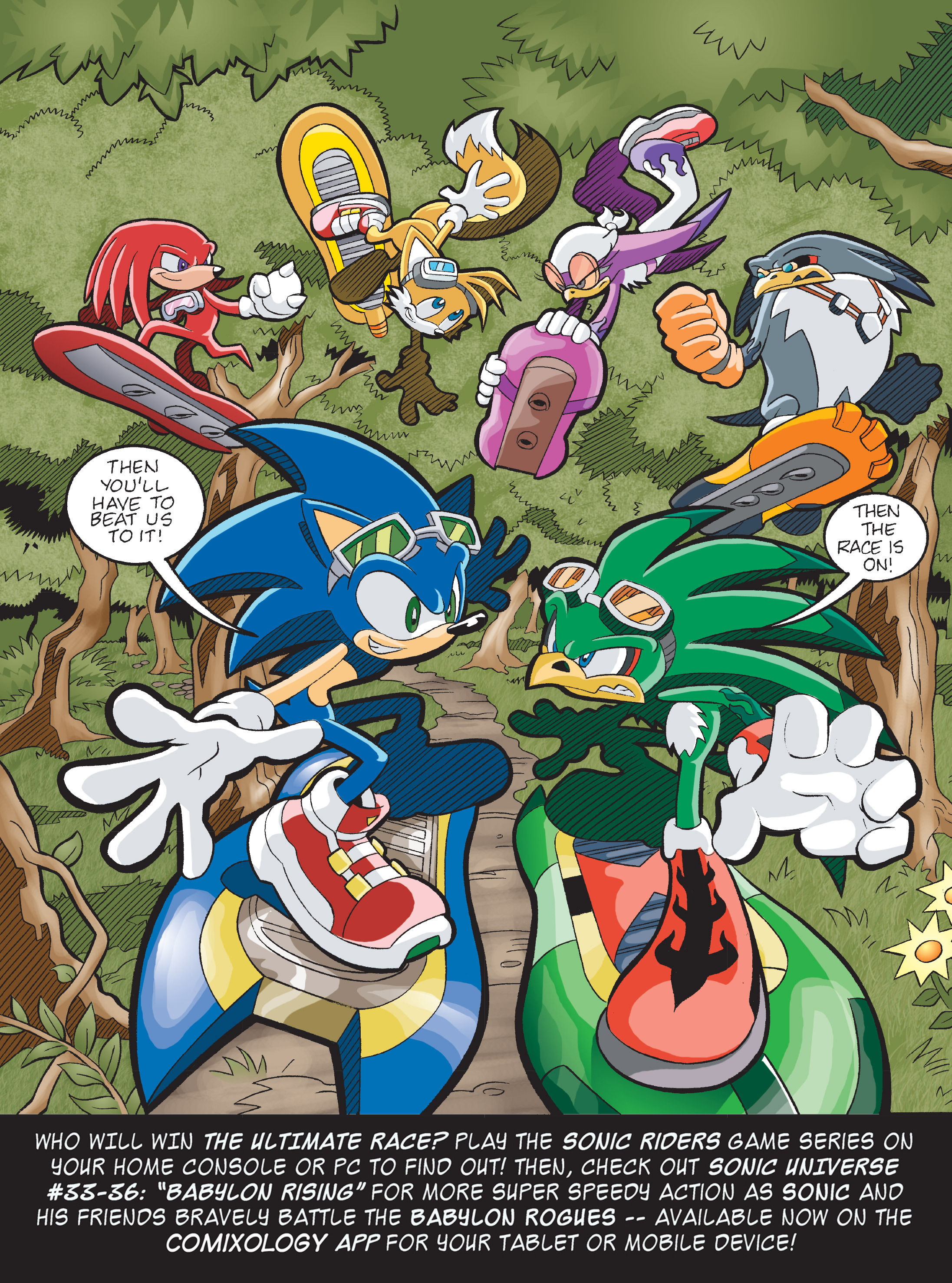 Read online Sonic Super Digest comic -  Issue #8 - 28