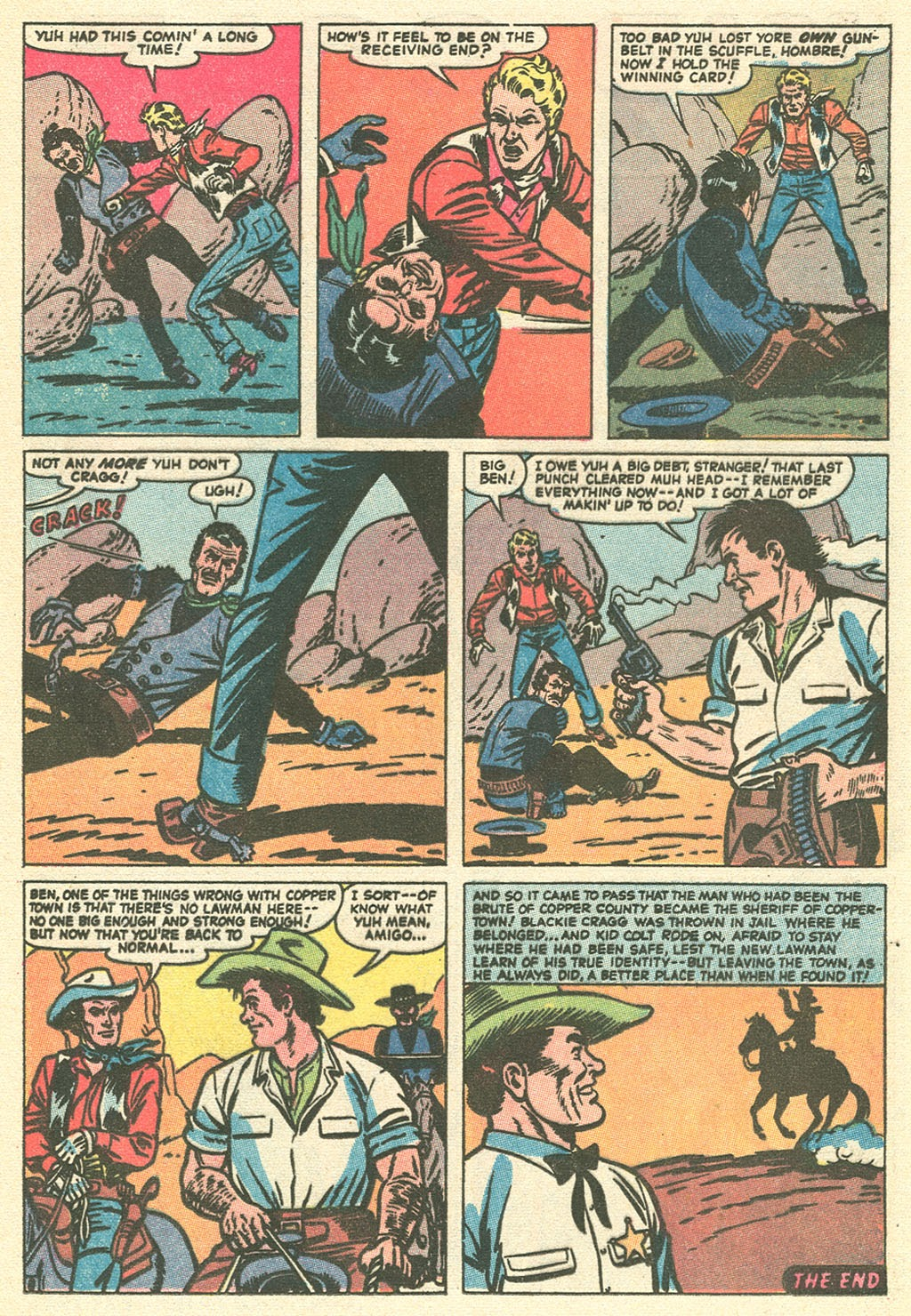 Kid Colt Outlaw issue 151 - Page 13