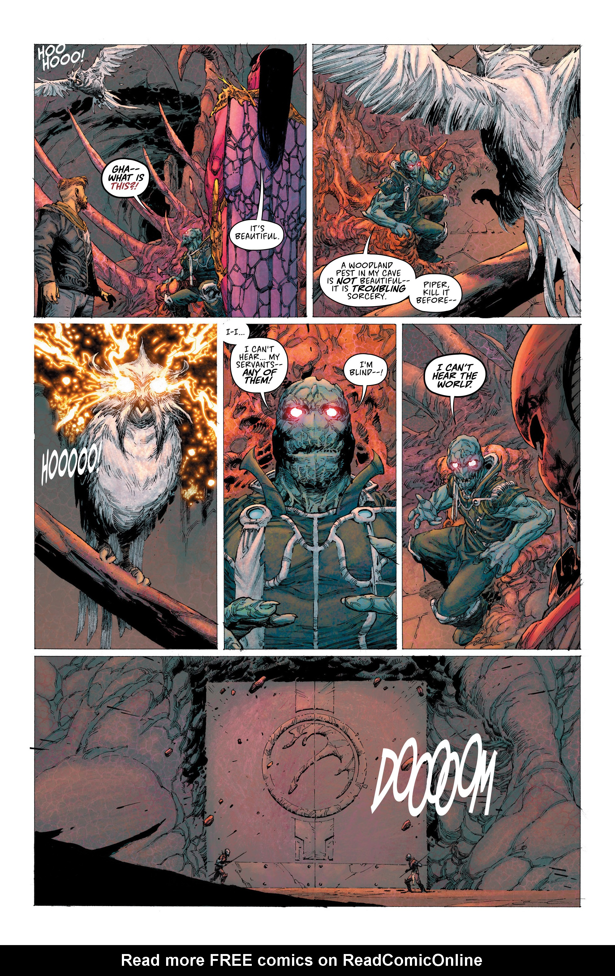 Read online Seven To Eternity comic -  Issue #2 - 15