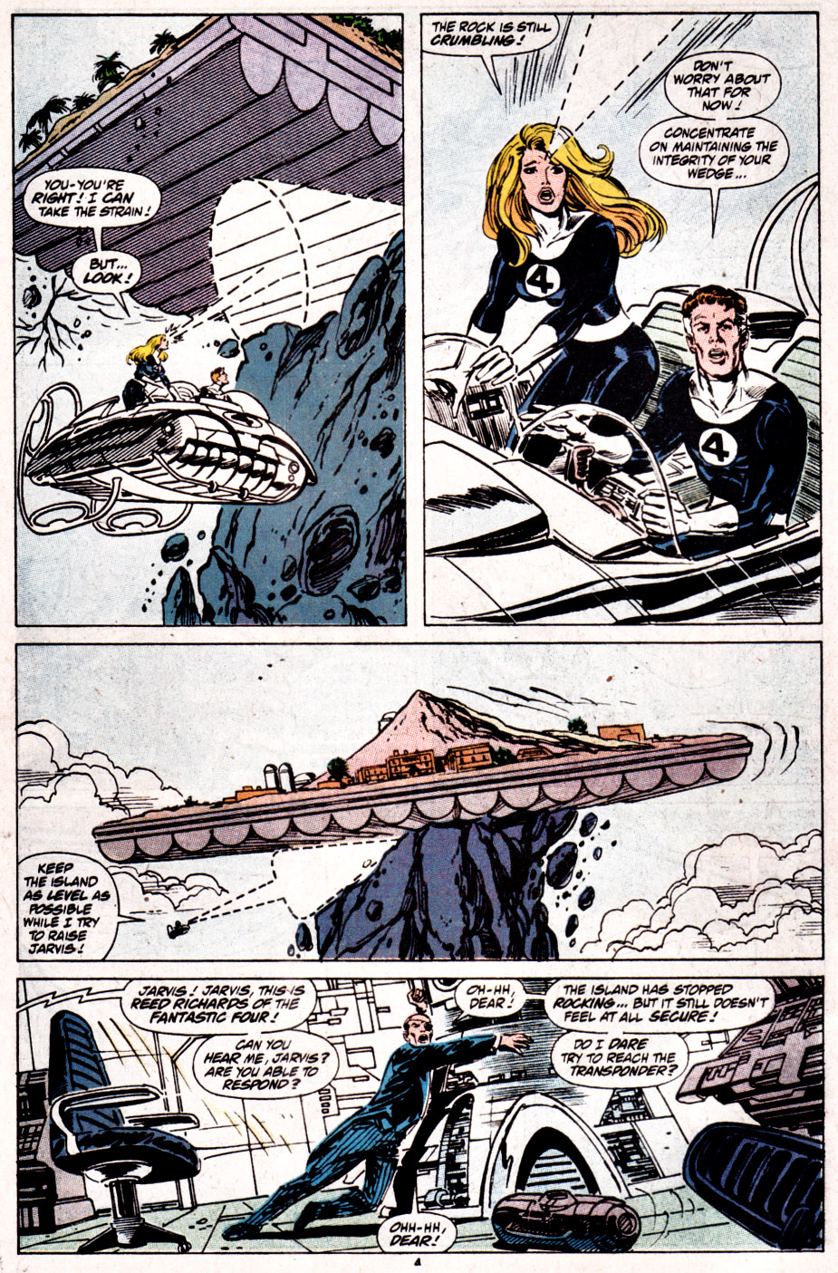 The Avengers (1963) 307 Page 4