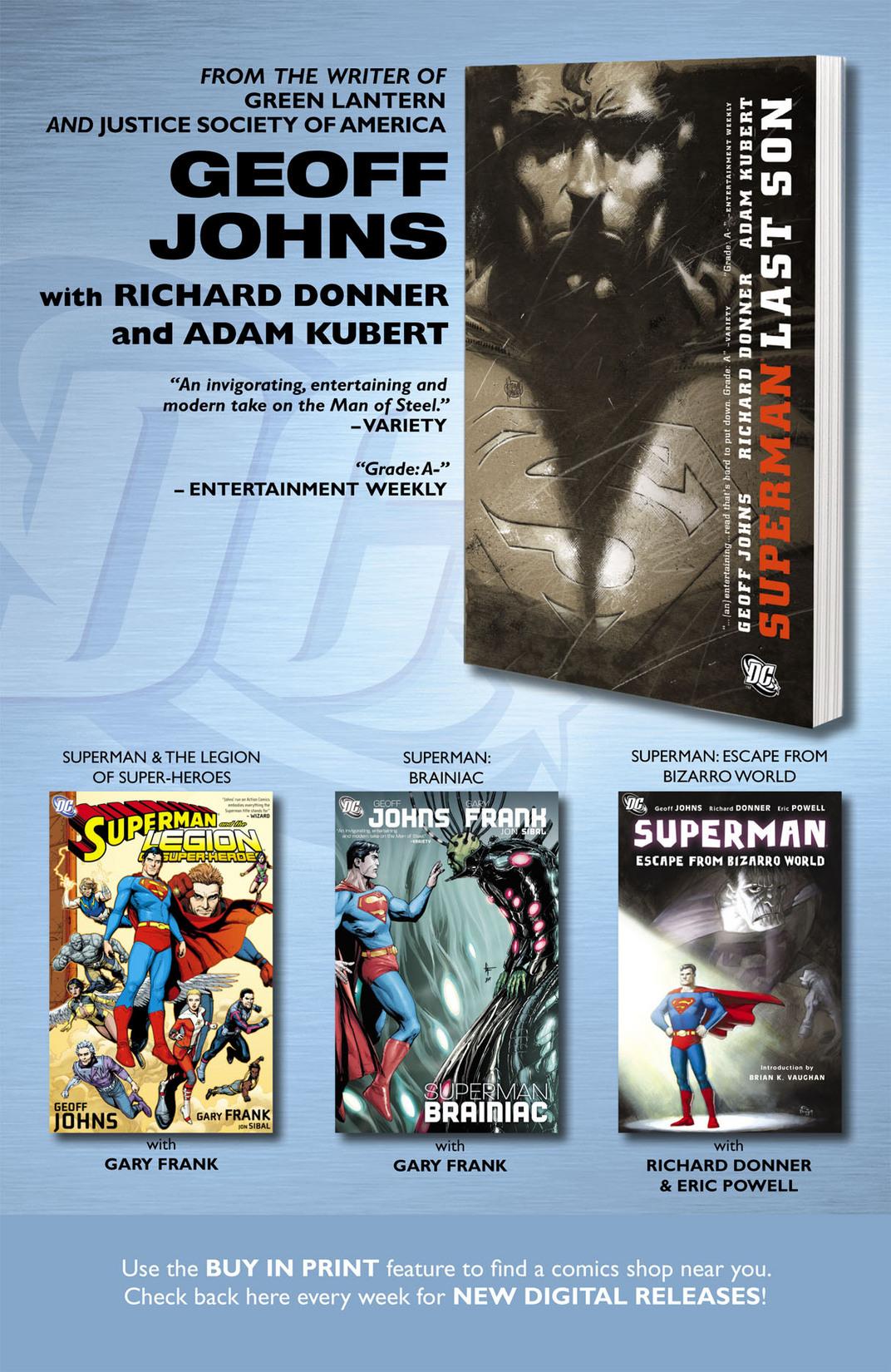 Read online Smallville: Season 11 comic -  Issue #16 - 23