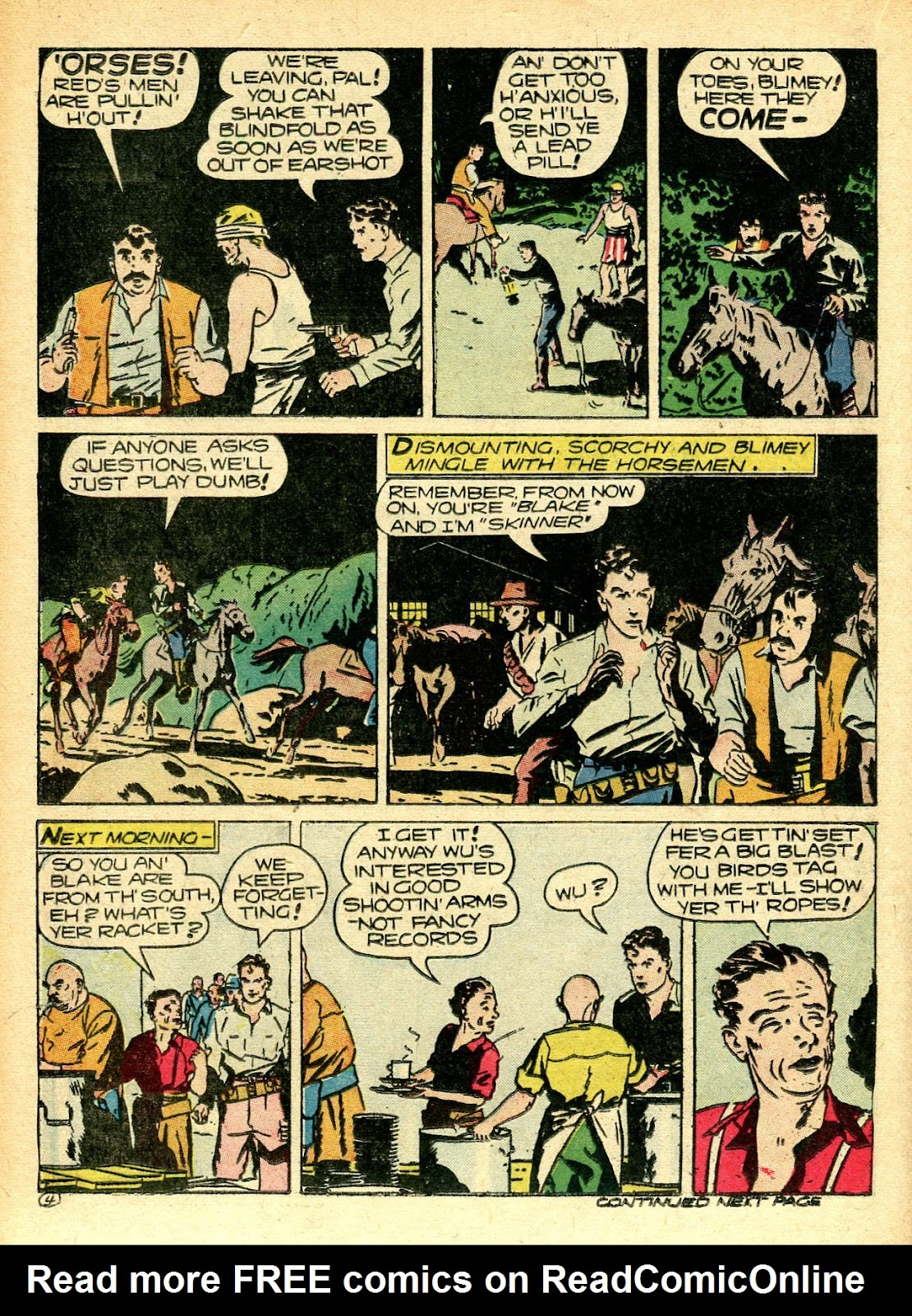 Read online Famous Funnies comic -  Issue #94 - 40
