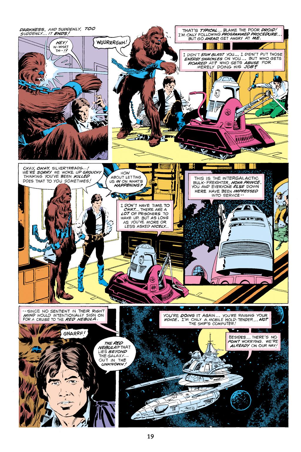 Read online Star Wars Omnibus comic -  Issue # Vol. 16 - 20