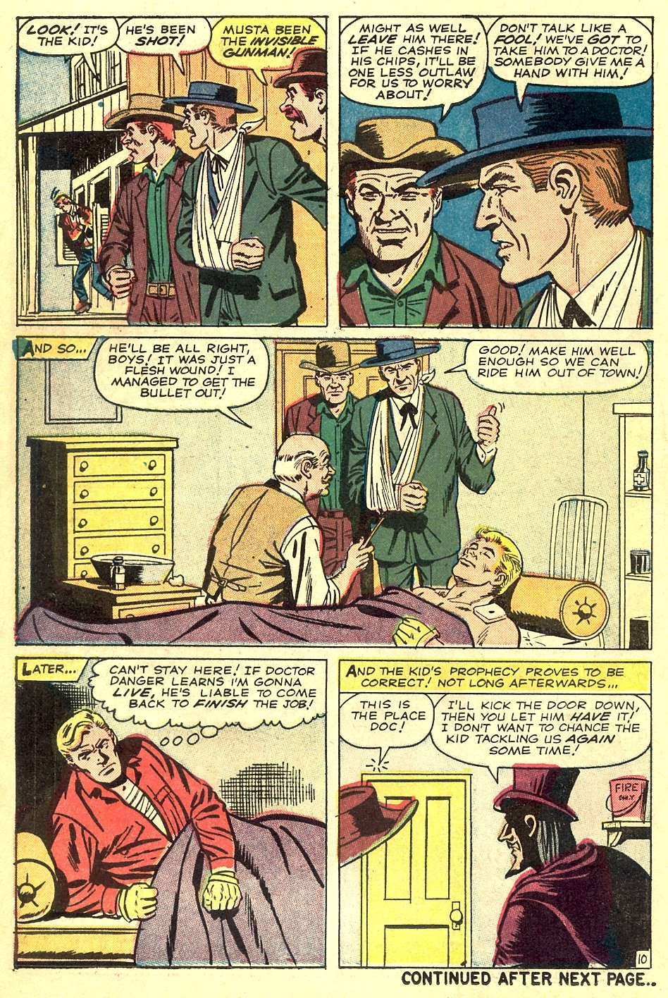 Kid Colt Outlaw issue 116 - Page 14