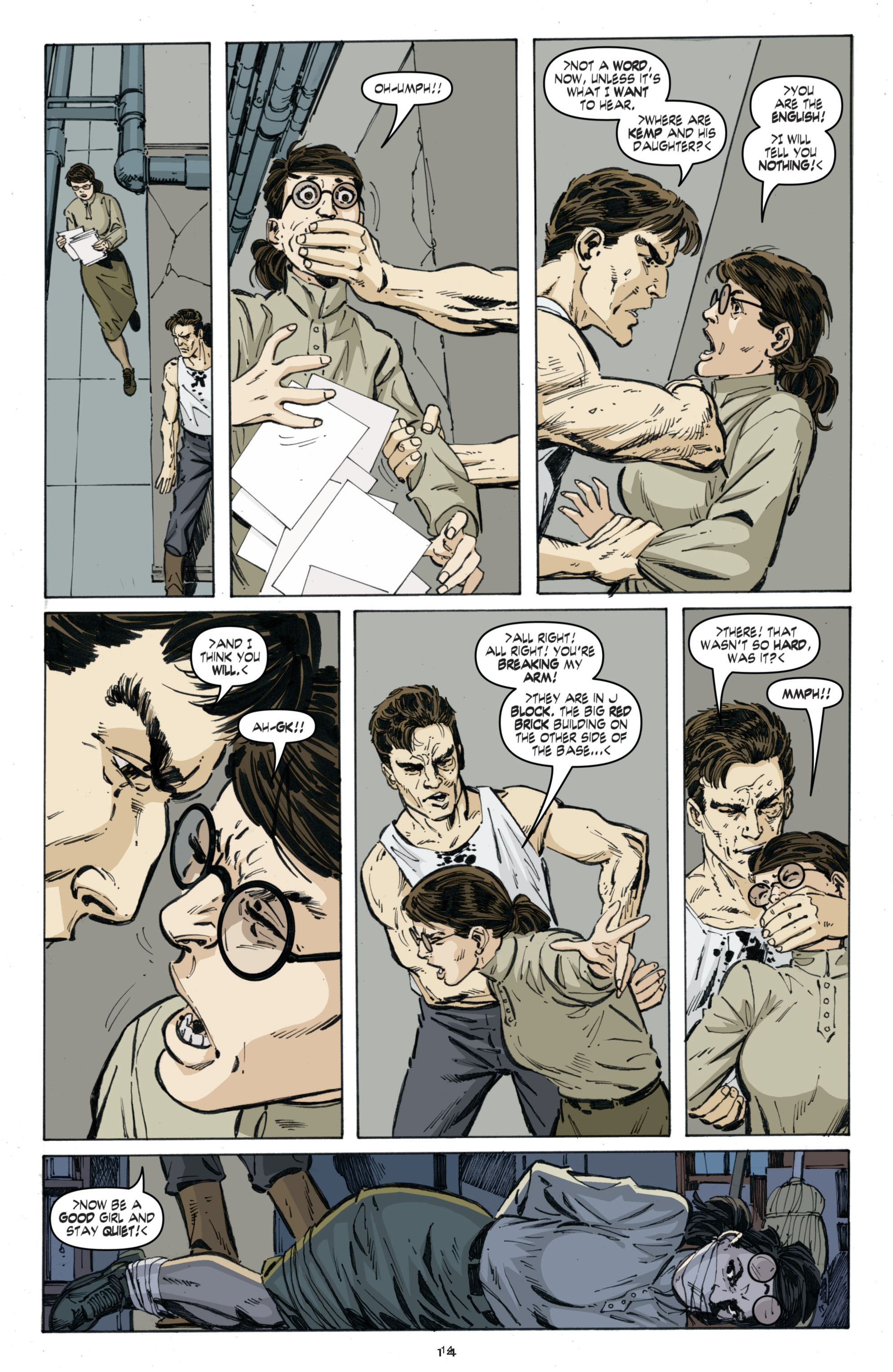 Read online Cold War comic -  Issue # TPB - 98