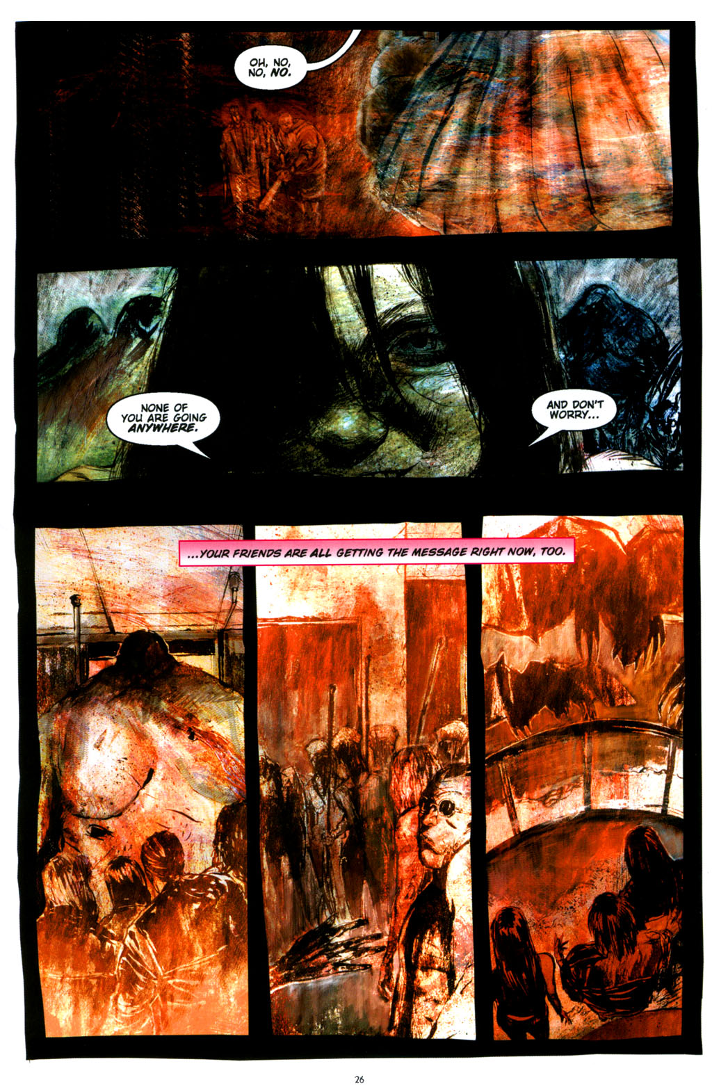 Read online Silent Hill: Dying Inside comic -  Issue #3 - 24