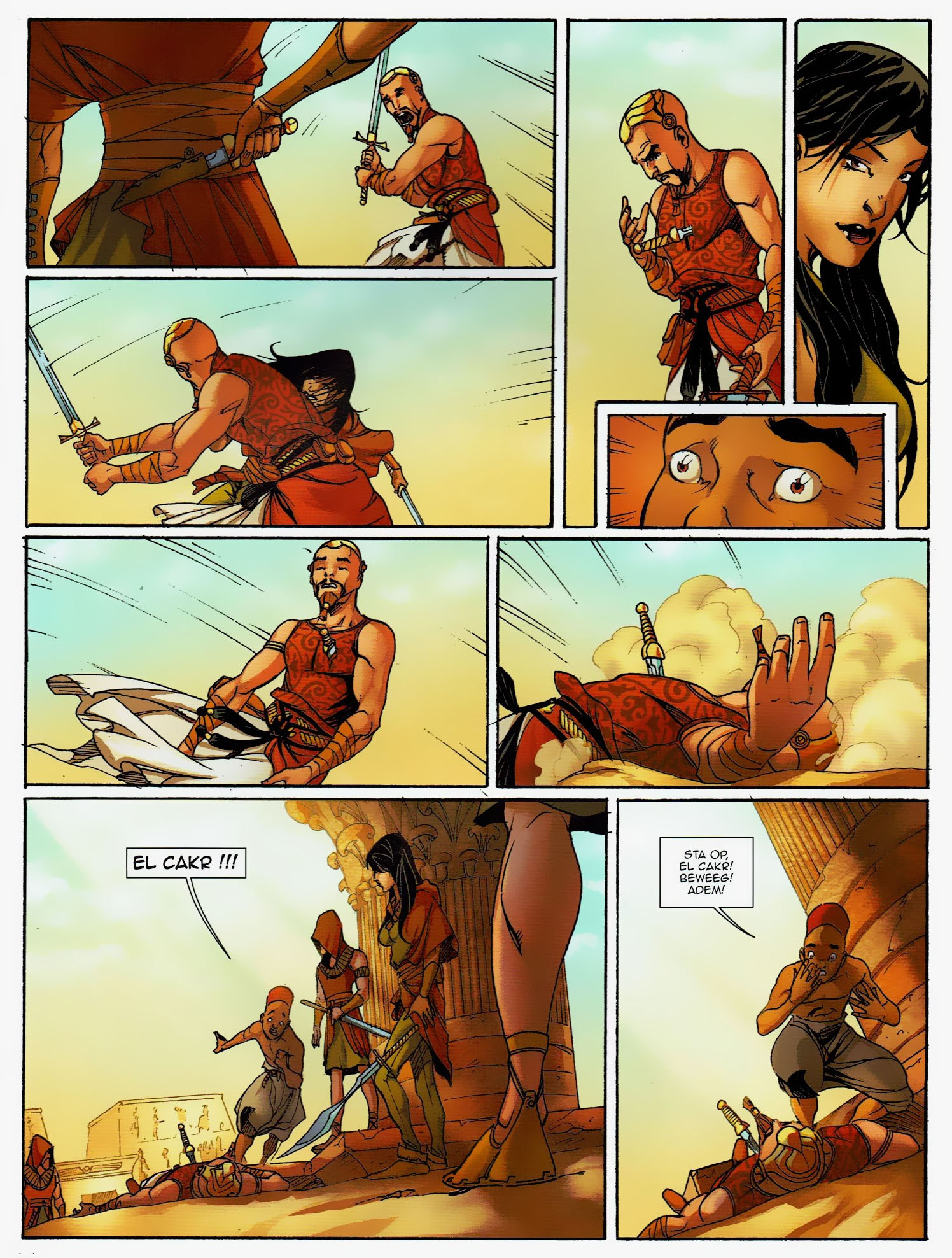 Read online Assassin's Creed (2009) comic -  Issue #6 - 26