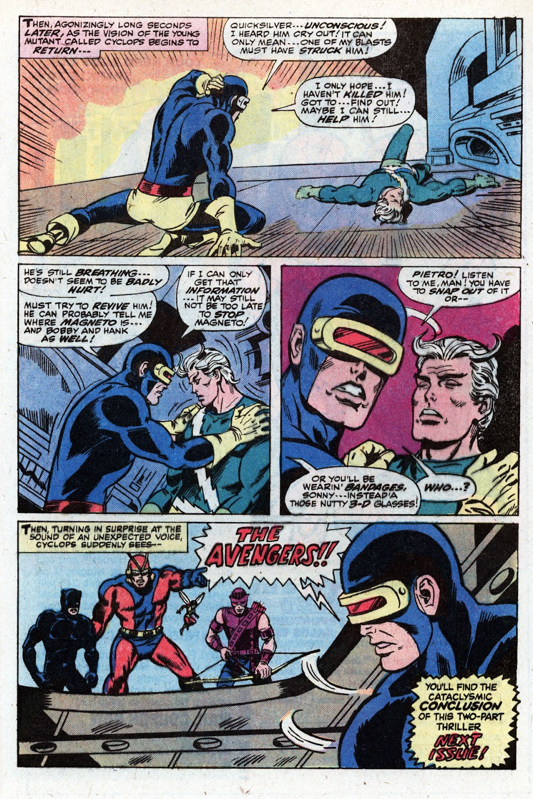 Marvel Triple Action (1972) issue 45 - Page 32