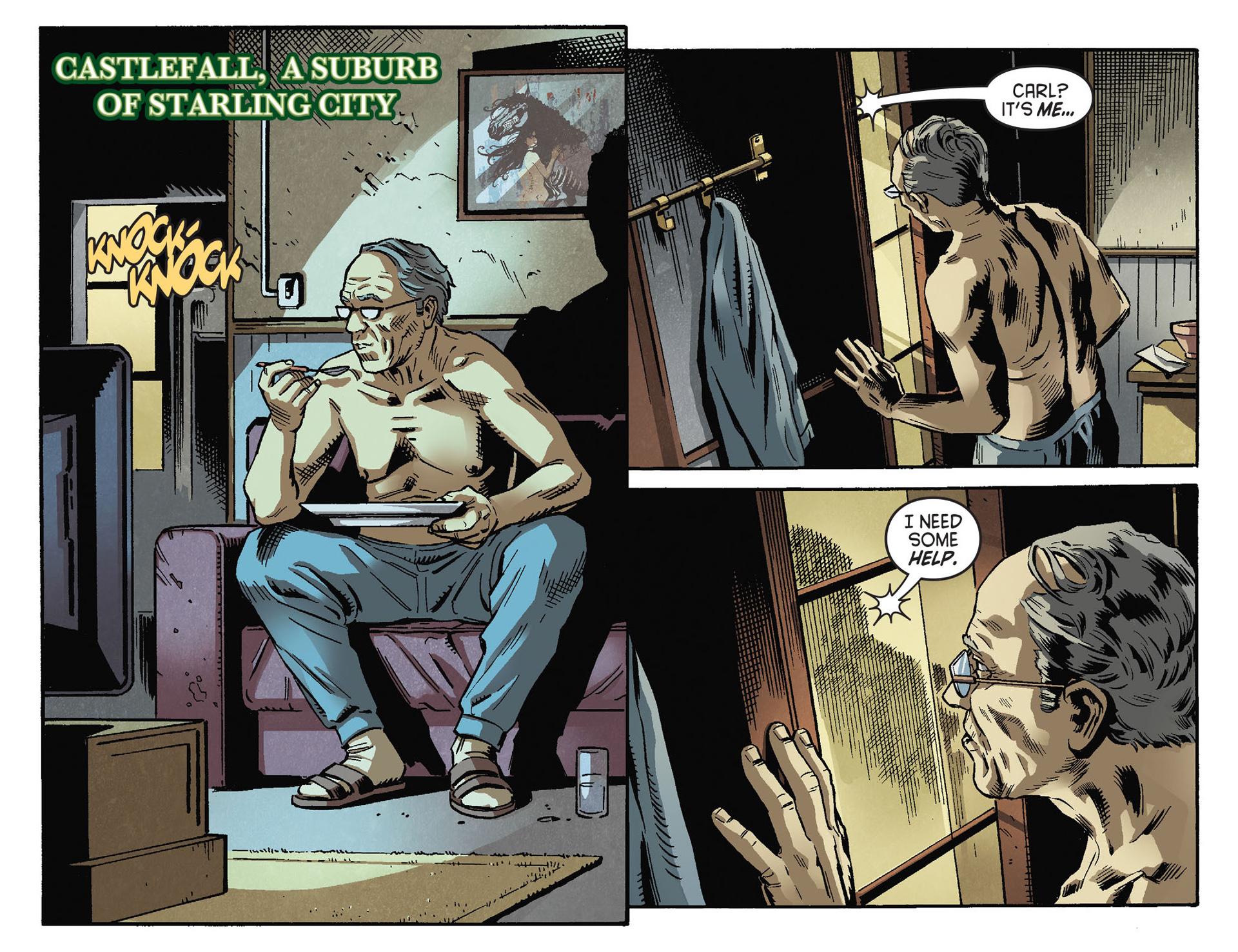 Read online Arrow [II] comic -  Issue #30 - 3