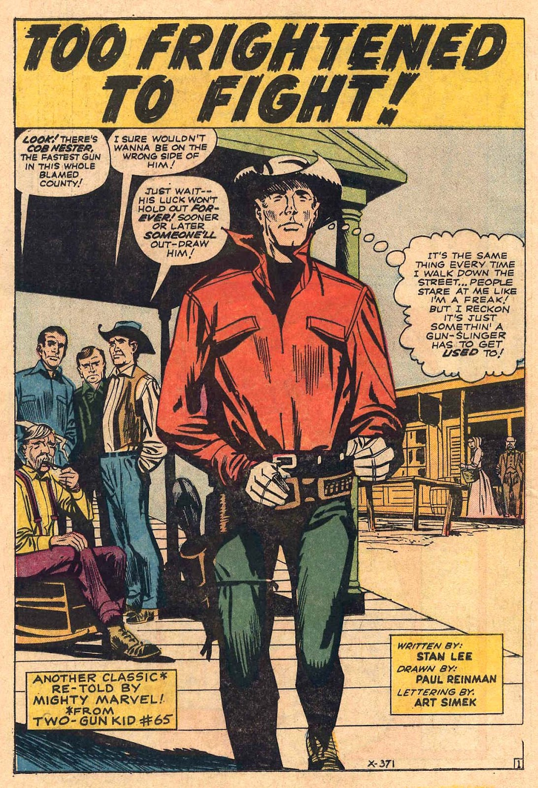 The Rawhide Kid (1955) issue 50 - Page 26