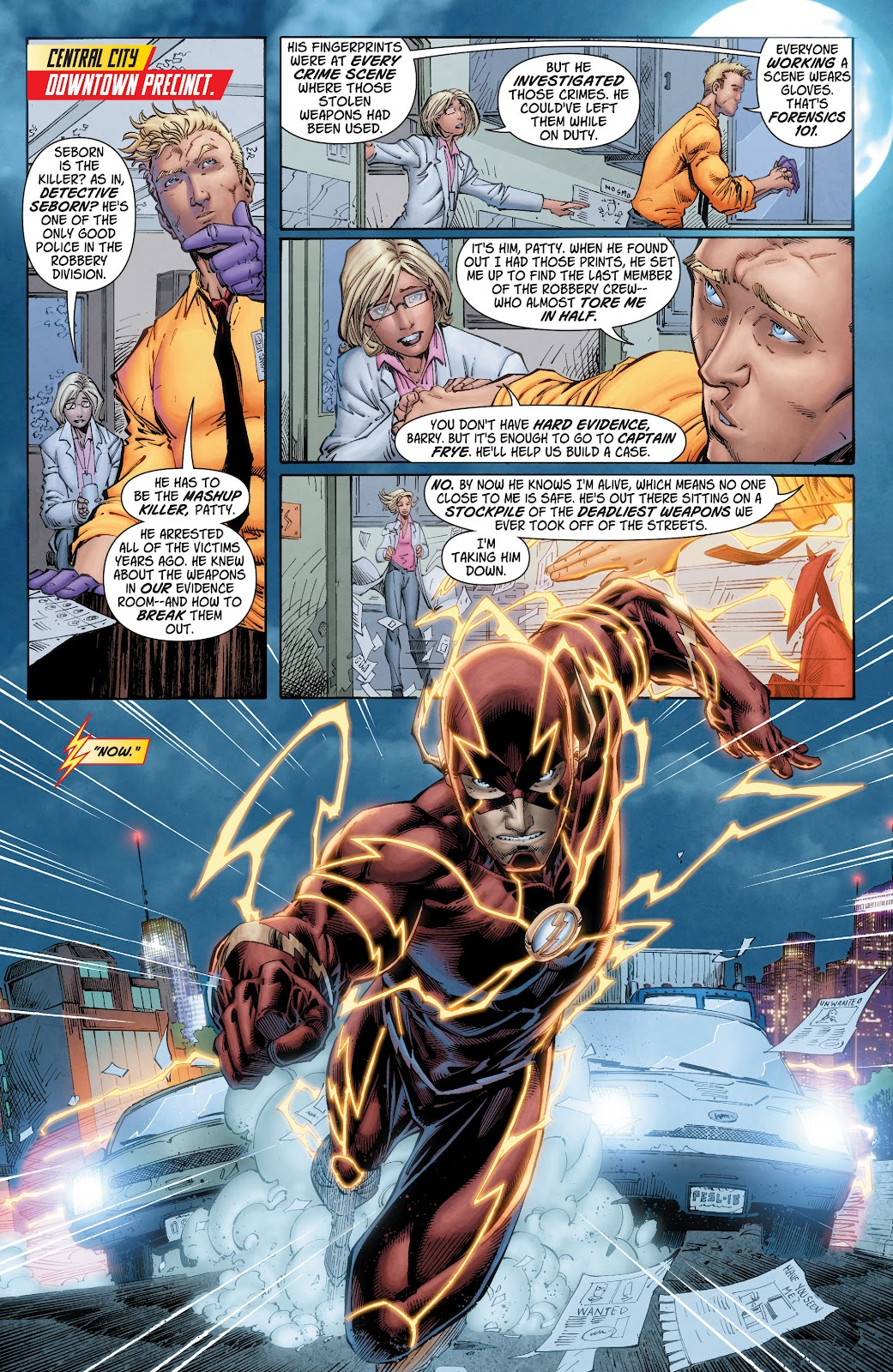 Read online The Flash (2011) comic -  Issue # _TPB 6 (Part 2) - 20