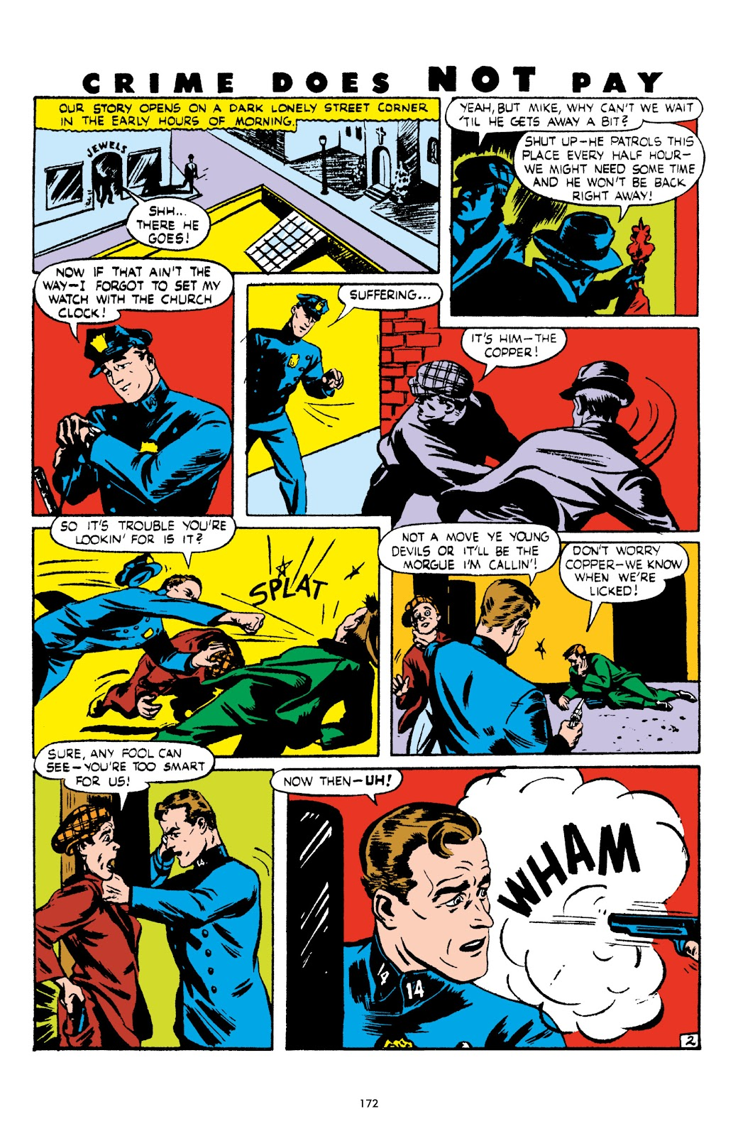 Read online Crime Does Not Pay Archives comic -  Issue # TPB 5 (Part 2) - 72