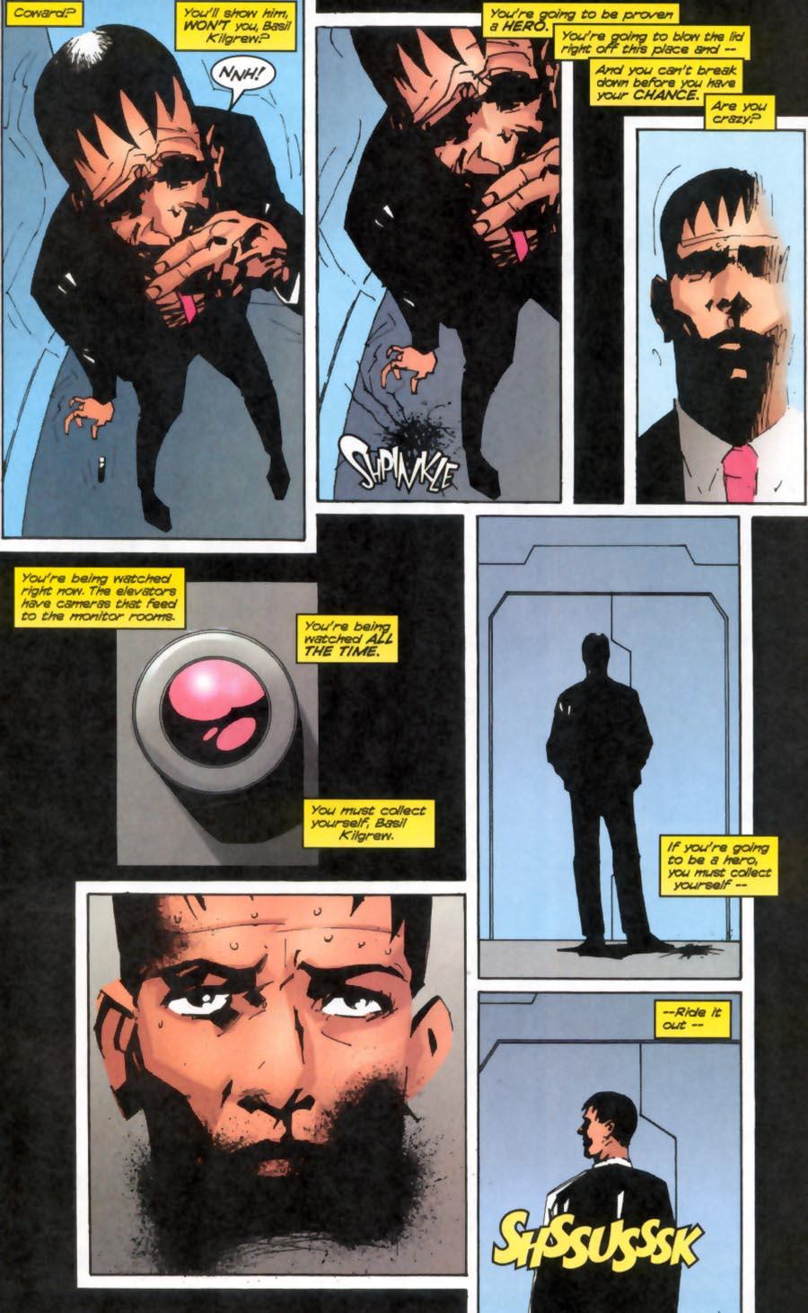 Read online Alpha Flight (1997) comic -  Issue #13 - 19