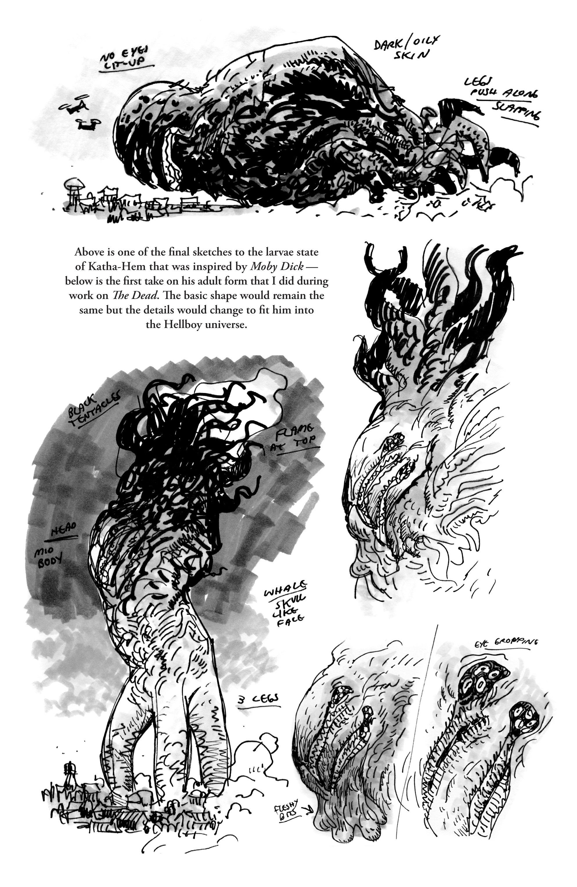 Read online B.P.R.D. (2003) comic -  Issue # TPB 5 - 163