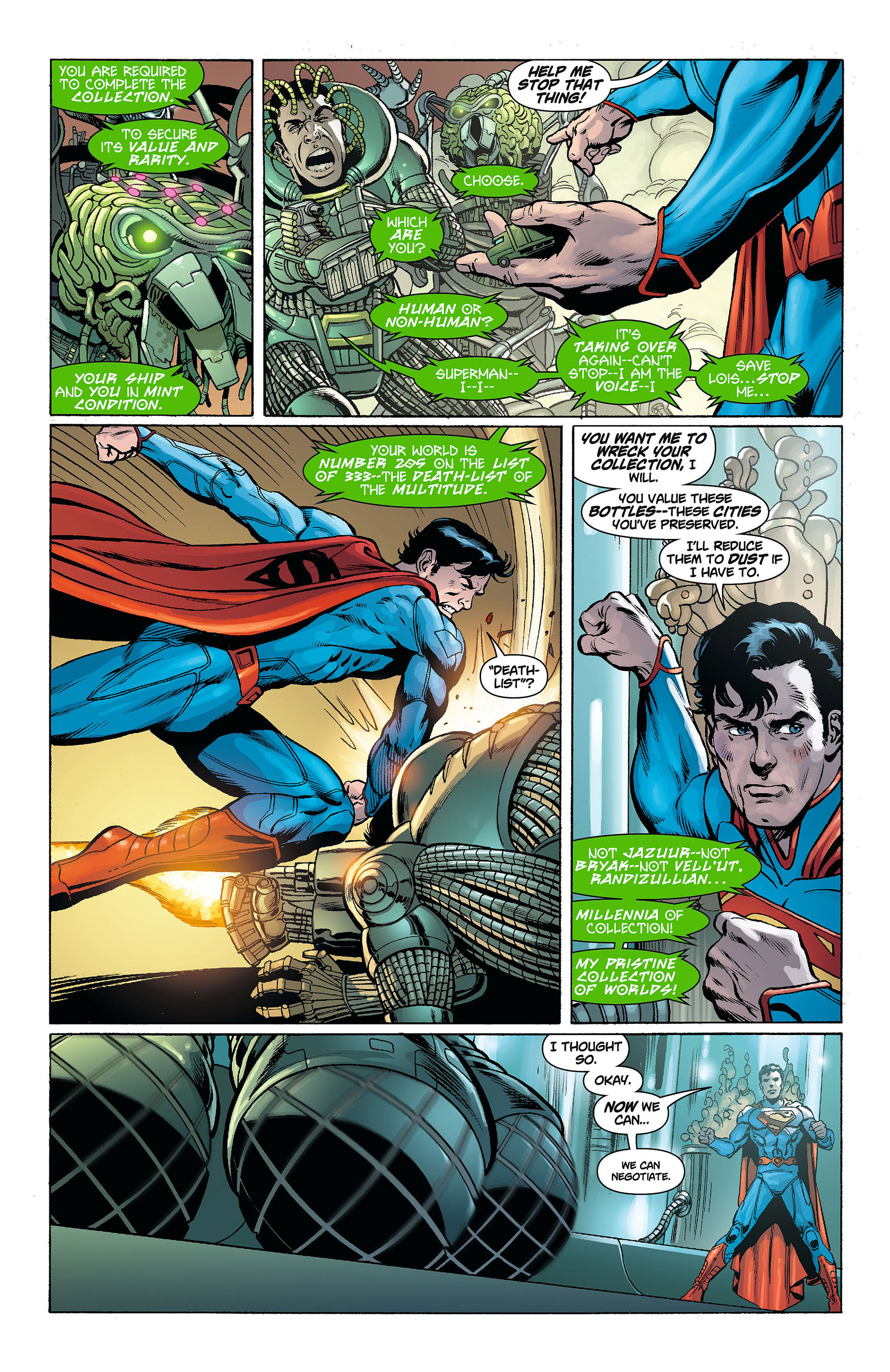 Read online Action Comics (2011) comic -  Issue #8 - 14