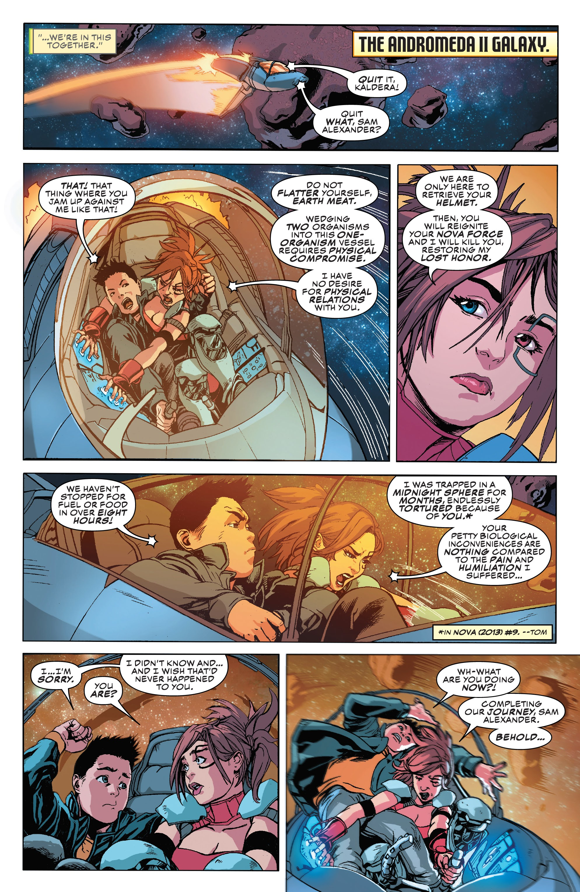 Read online Champions (2019) comic -  Issue #7 - 7