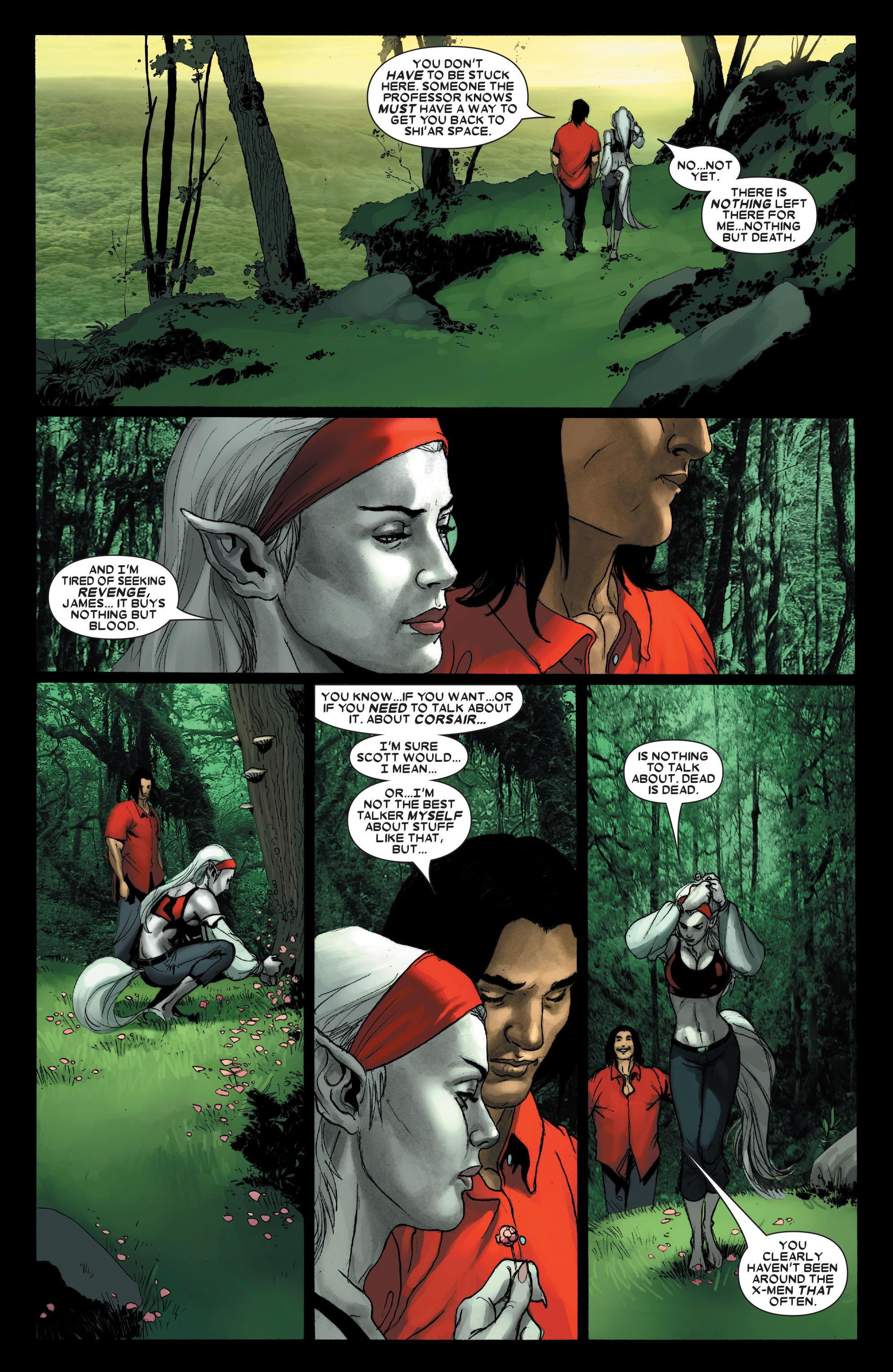 Read online Uncanny X-Men (1963) comic -  Issue #487 - 13