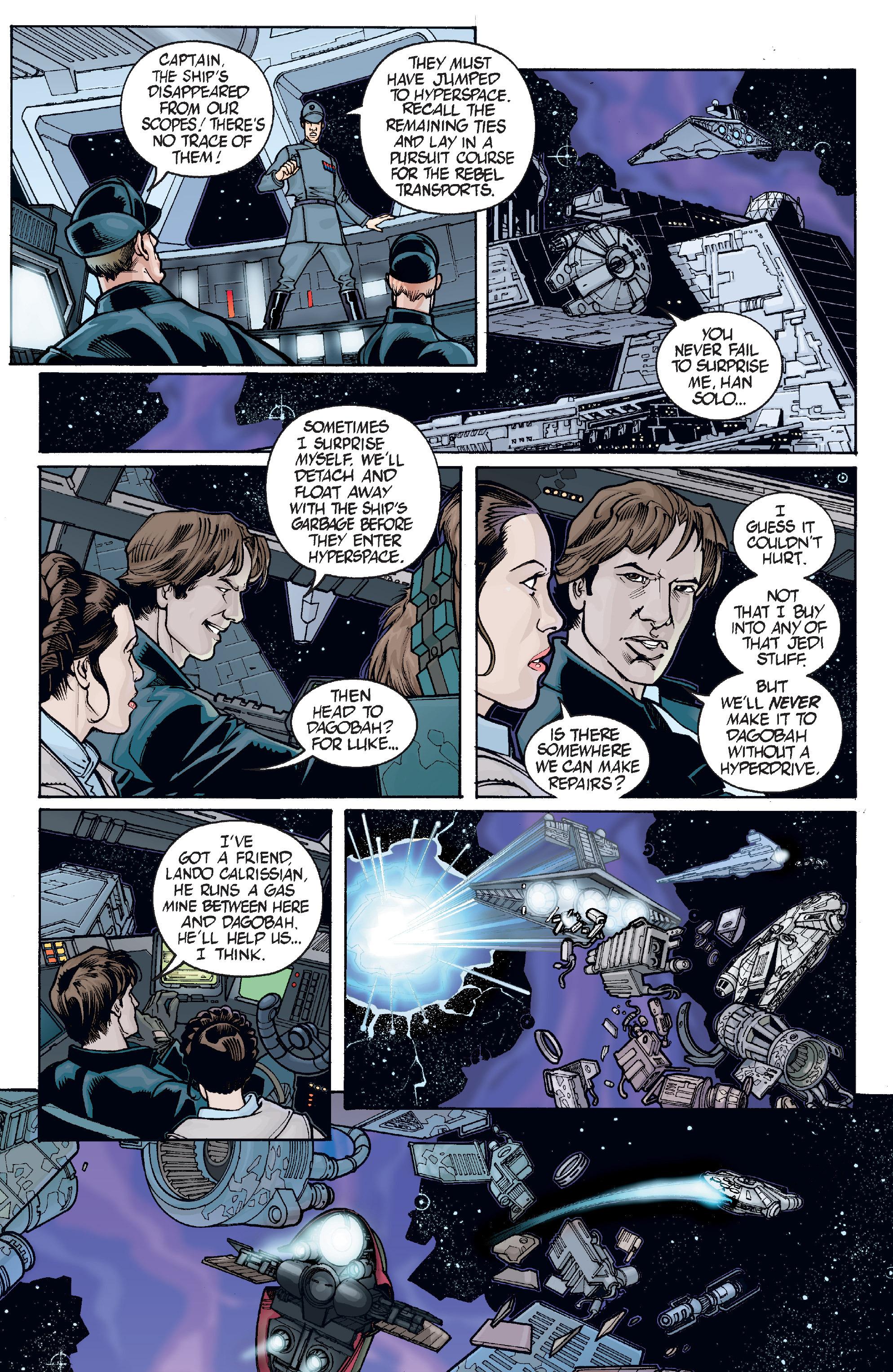 Read online Star Wars Omnibus comic -  Issue # Vol. 27 - 112