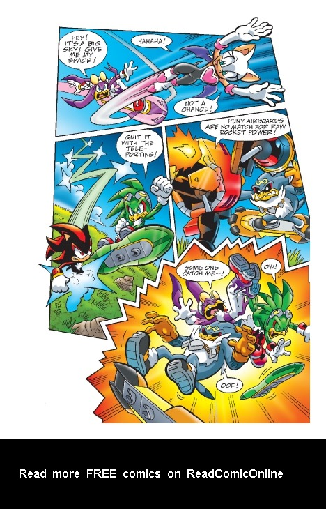 Read online Sonic Comics Spectacular: Speed of Sound comic -  Issue # Full - 205