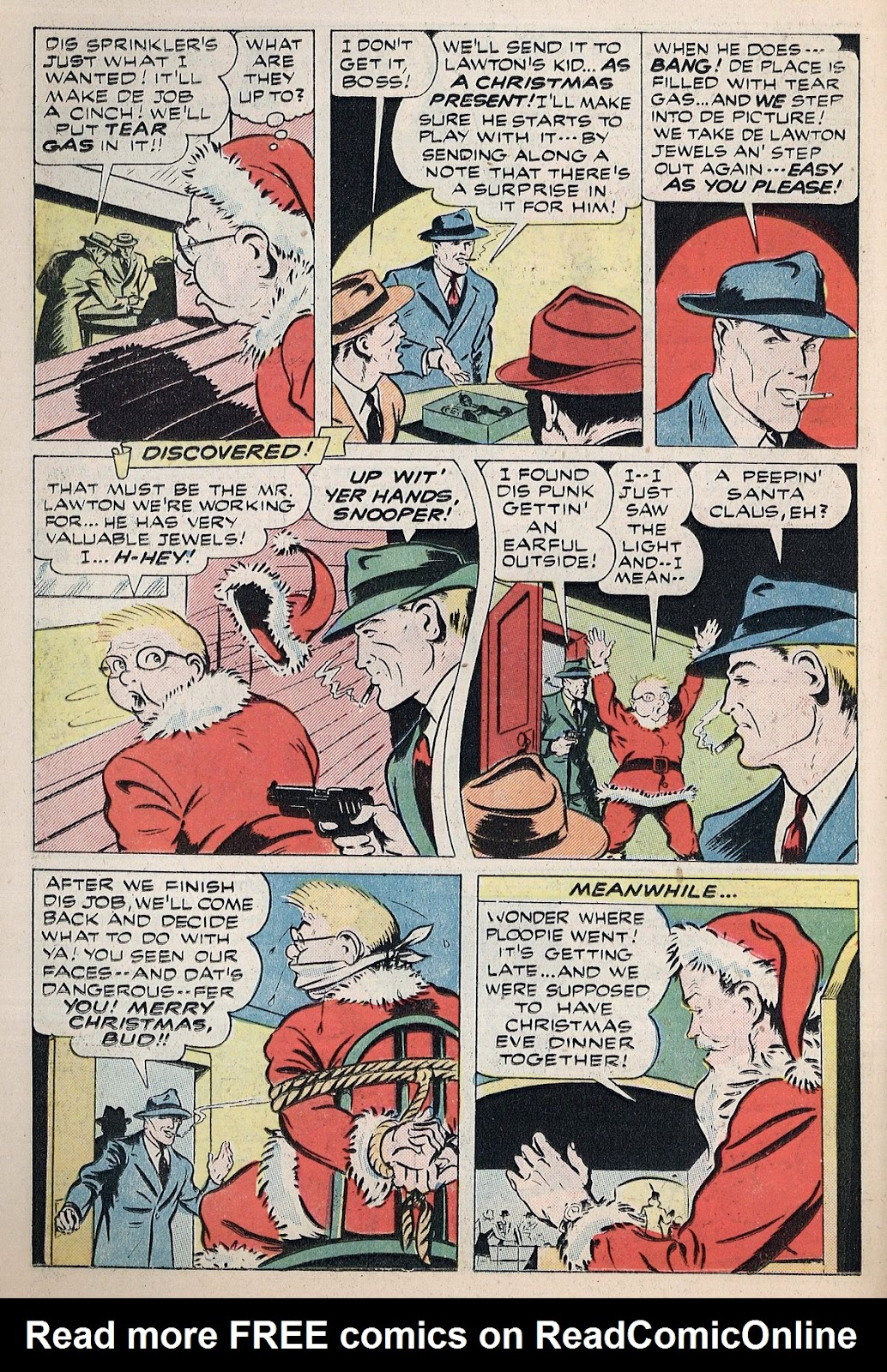 Exciting Comics (1940) issue 38 - Page 36