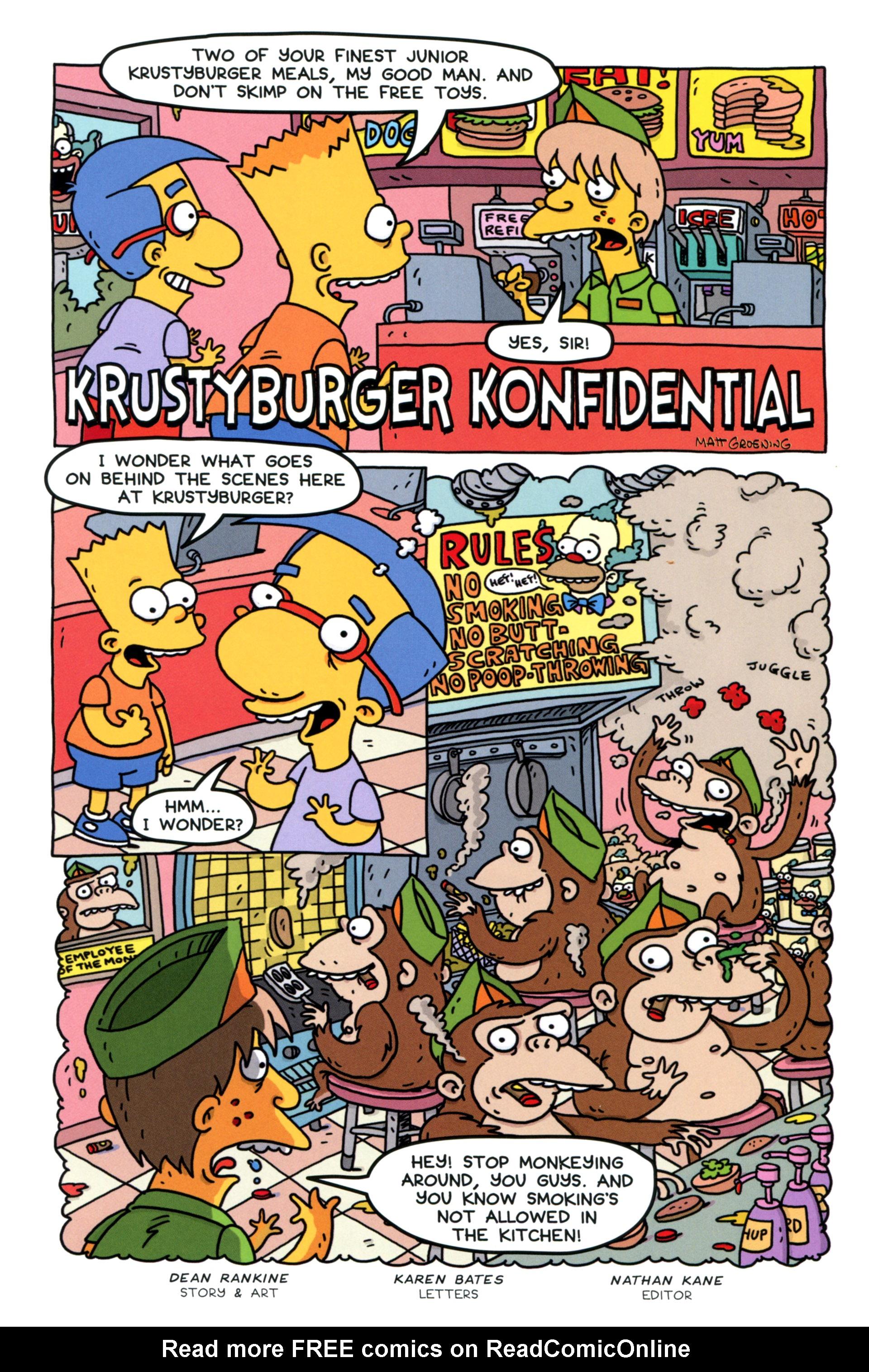 Read online Simpsons Comics Presents Bart Simpson comic -  Issue #83 - 25