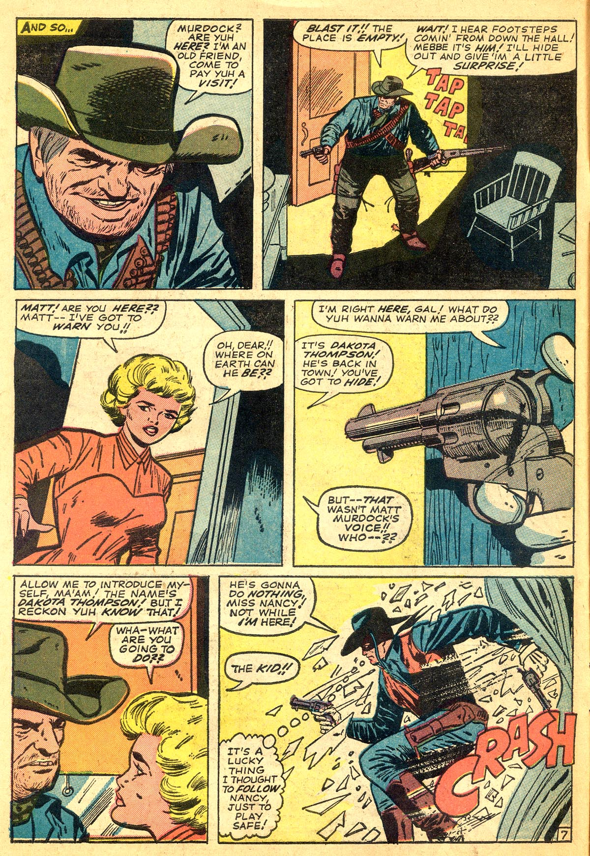 Read online Two-Gun Kid comic -  Issue #74 - 10