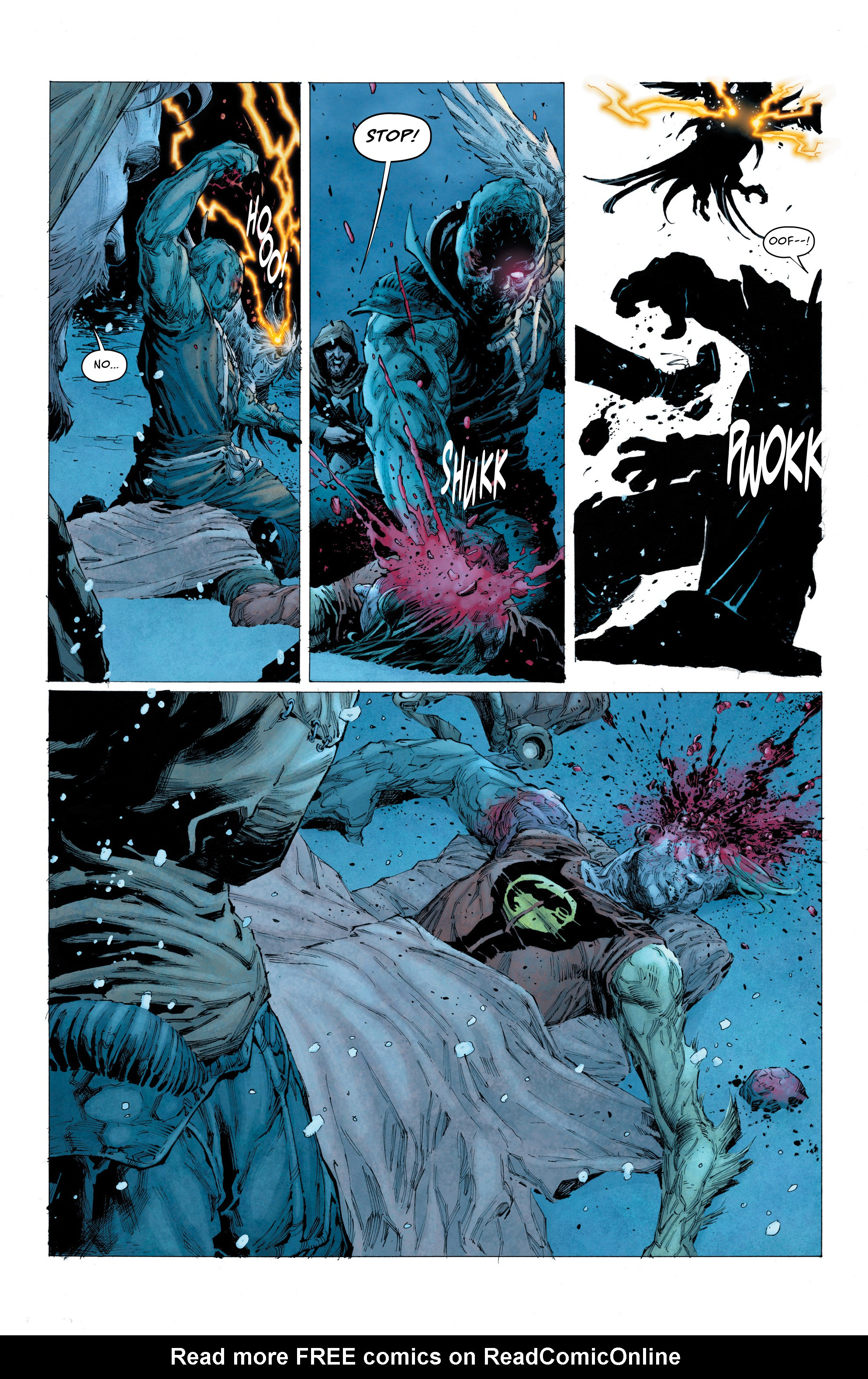 Read online Seven To Eternity comic -  Issue #4 - 22