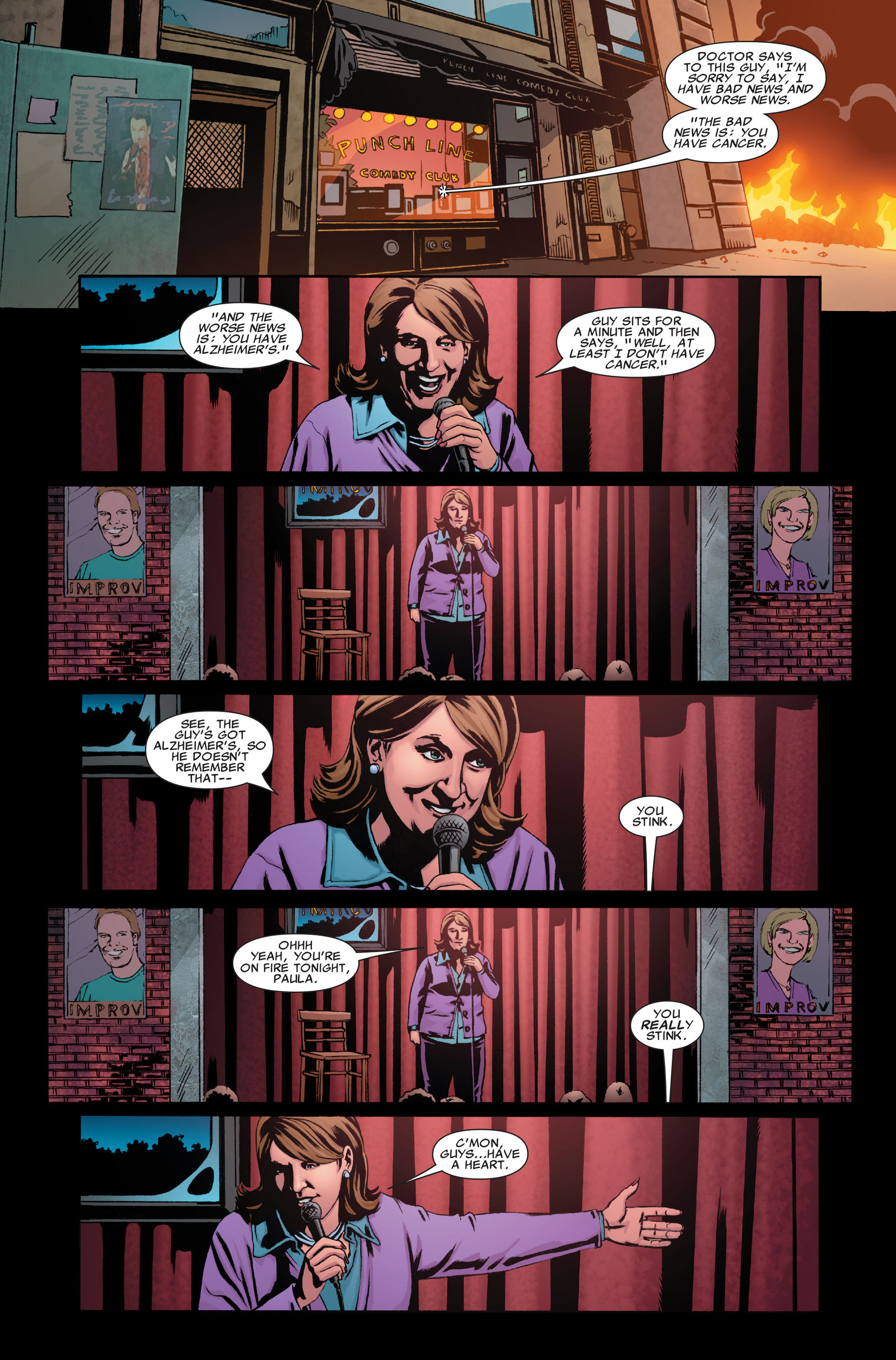 Read online X-Factor (2006) comic -  Issue #31 - 5