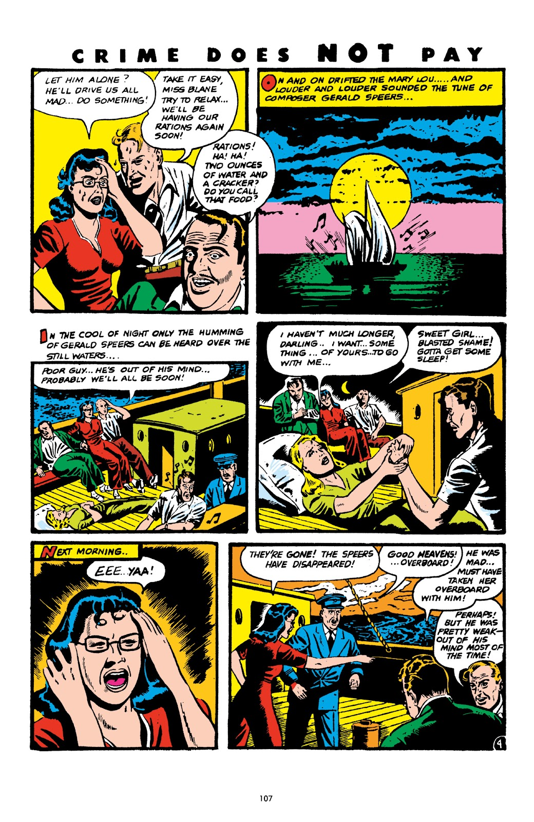 Read online Crime Does Not Pay Archives comic -  Issue # TPB 6 (Part 2) - 9